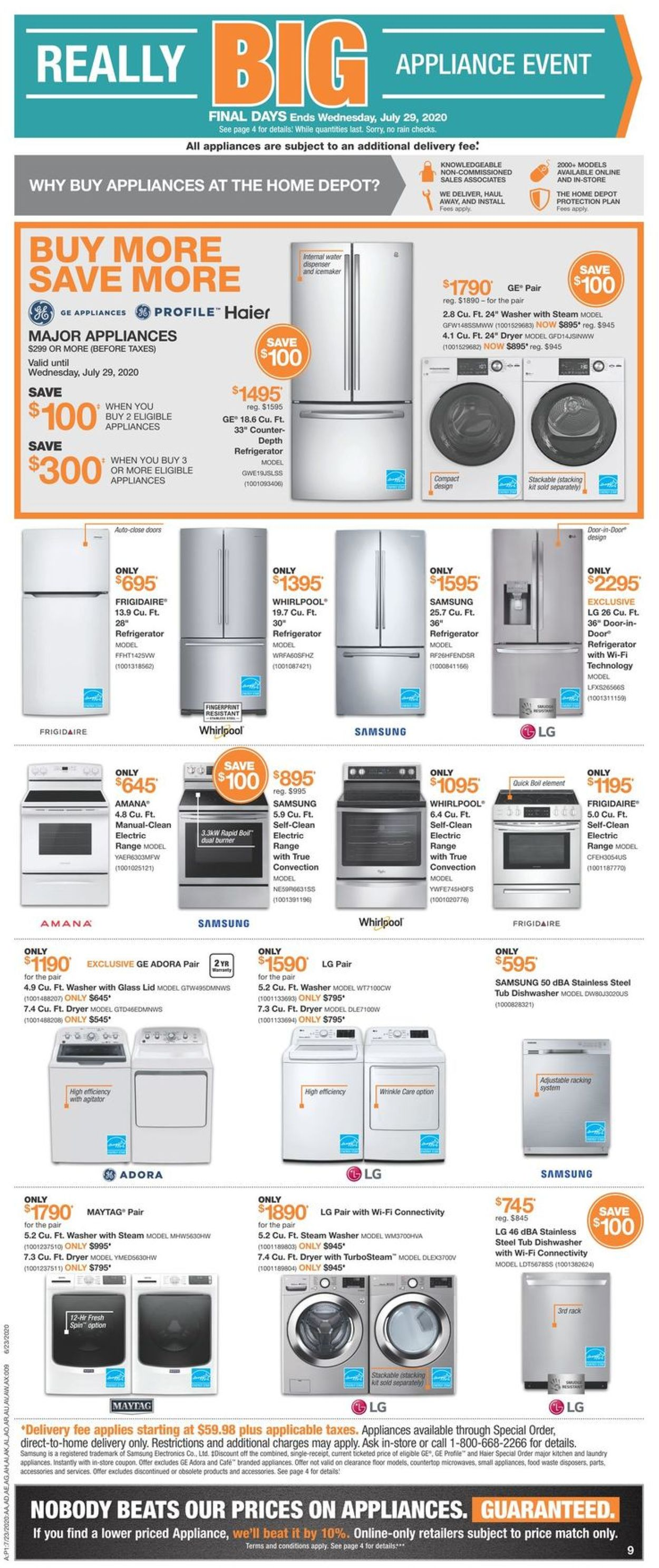 Home Depot Flyer - 07/23-07/29/2020 (Page 9)