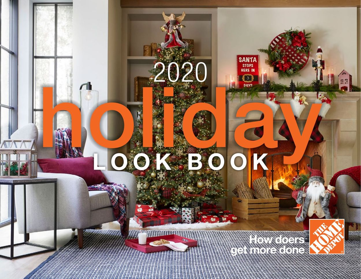 Home Depot - Holiday 2020 Flyer - 10/29-12/25/2020