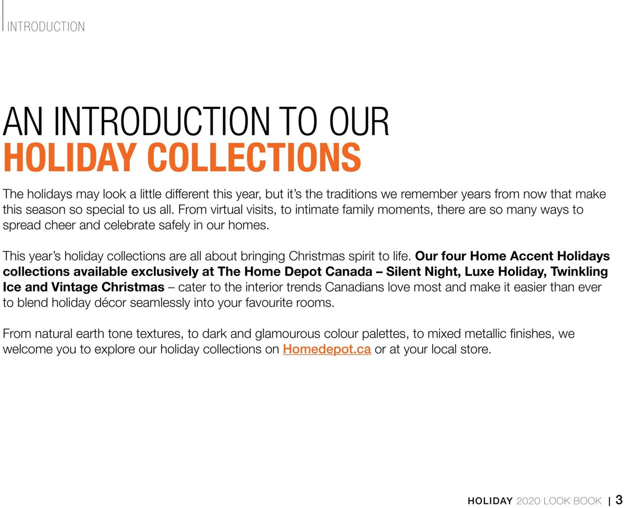 Home Depot - Holiday 2020 Flyer - 10/29-12/25/2020 (Page 3)