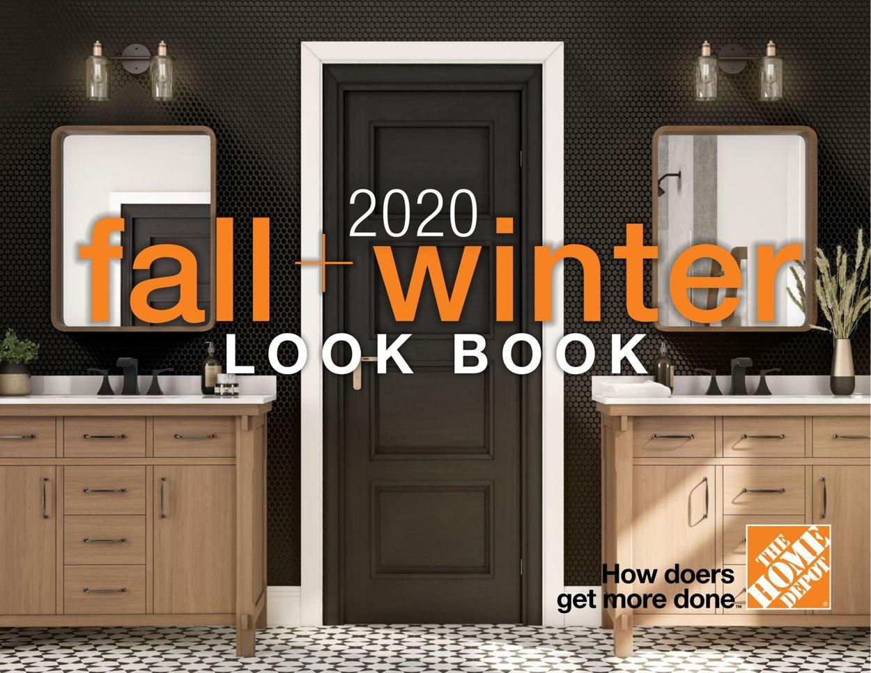 Home Depot Flyer - 10/15-12/30/2020