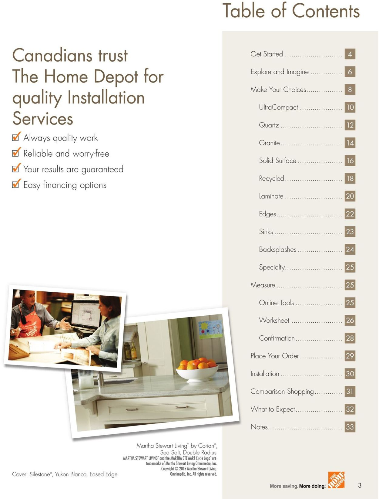 Home Depot Buying Guide 2021 Flyer - 01/01-12/31/2021 (Page 3)