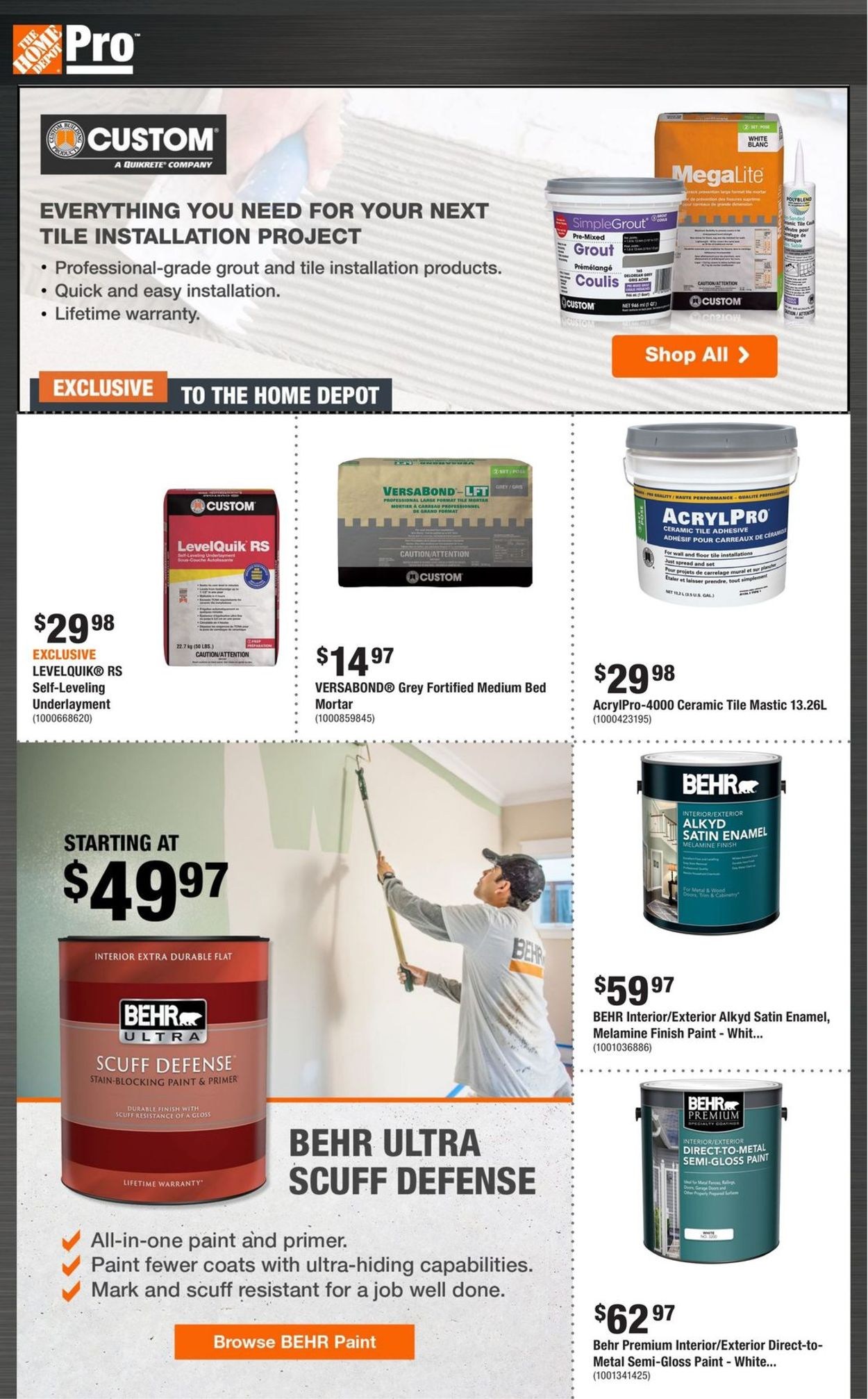 Home Depot Flyer - 04/01-04/14/2021 (Page 4)