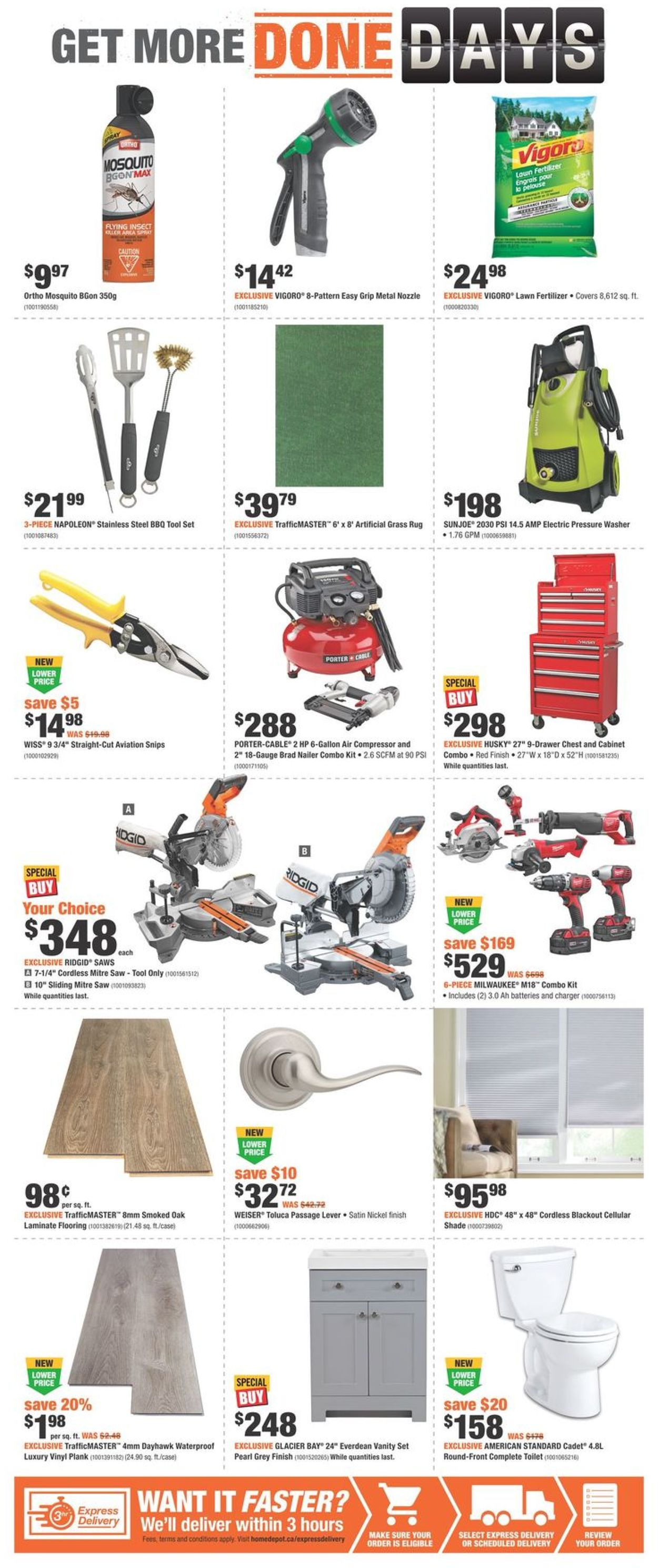 Home Depot Flyer - 05/20-05/26/2021 (Page 2)
