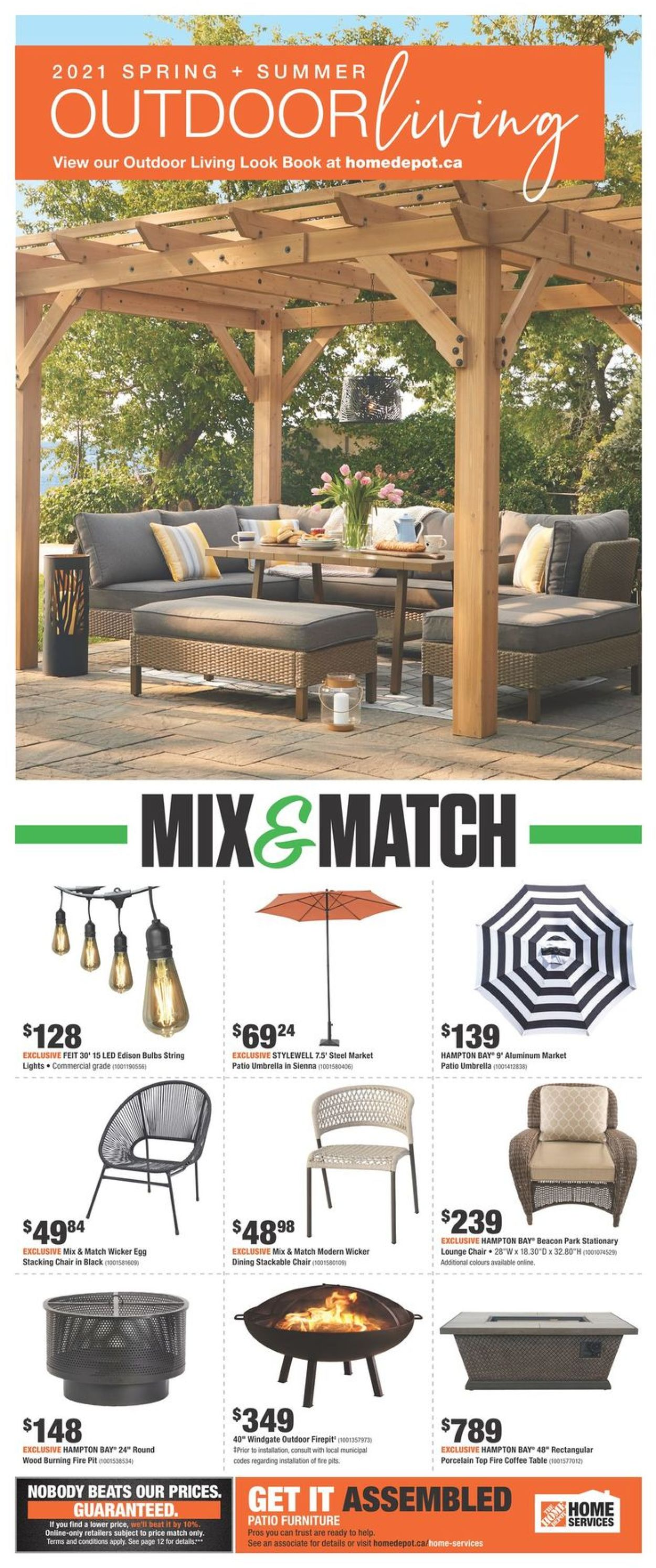 Home Depot Flyer - 05/20-05/26/2021 (Page 5)