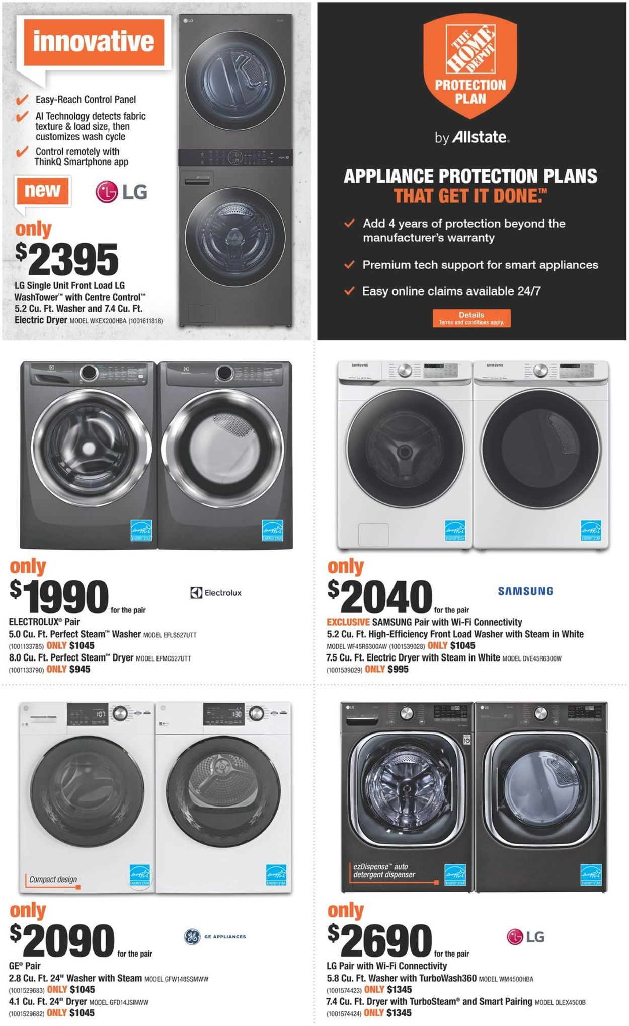Home Depot Flyer - 06/03-06/09/2021 (Page 27)