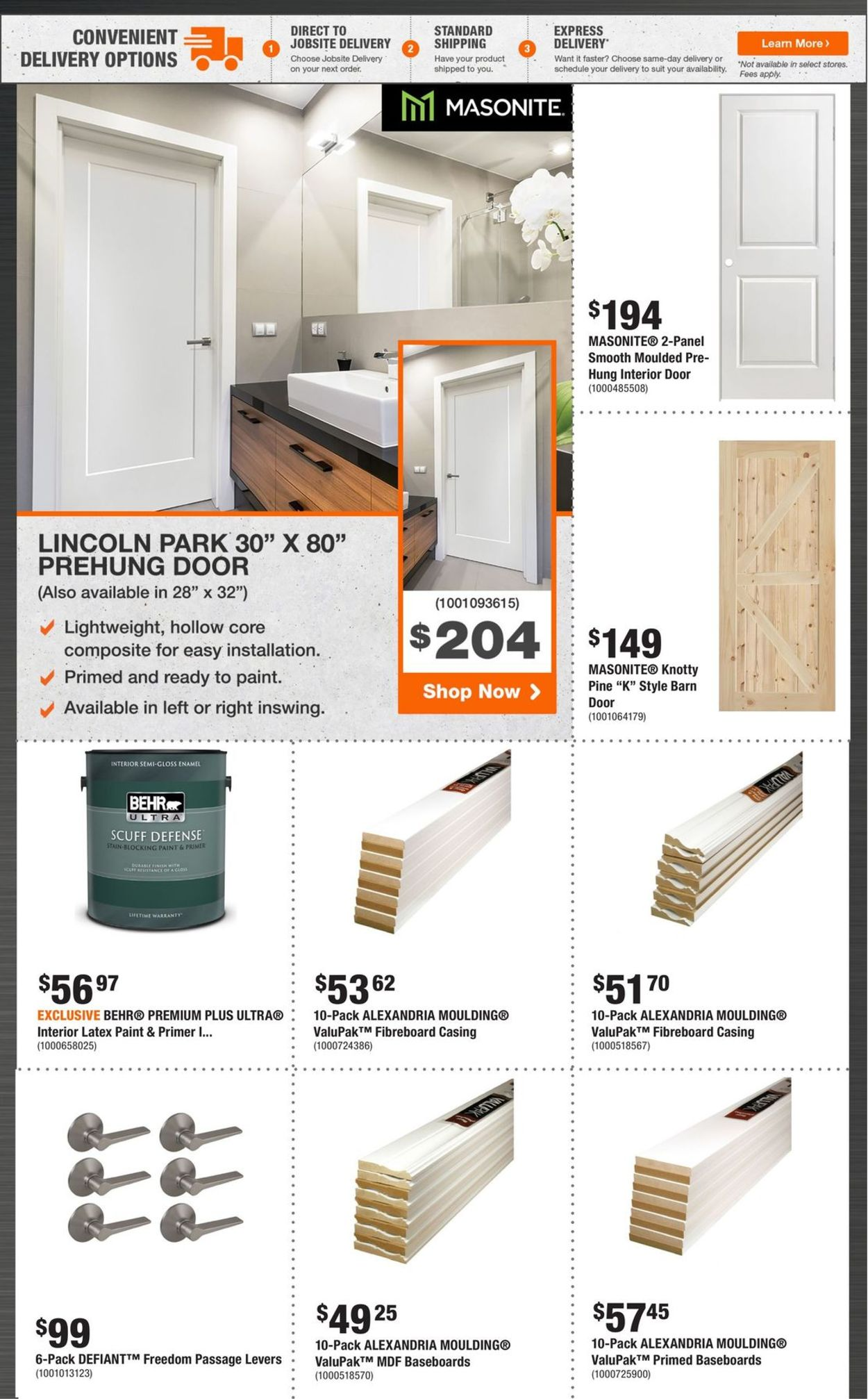 Home Depot Flyer - 06/17-07/07/2021 (Page 3)