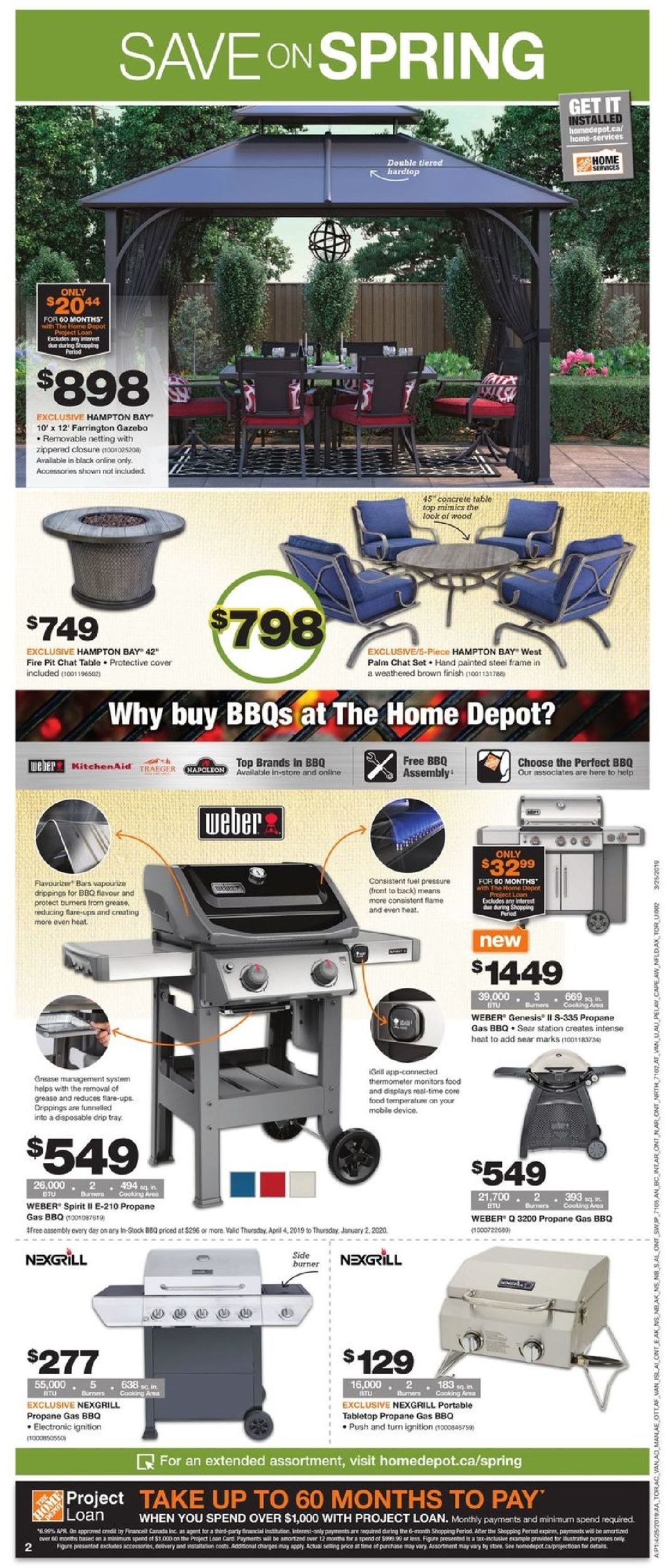 Home Depot Flyer - 04/25-05/01/2019 (Page 3)