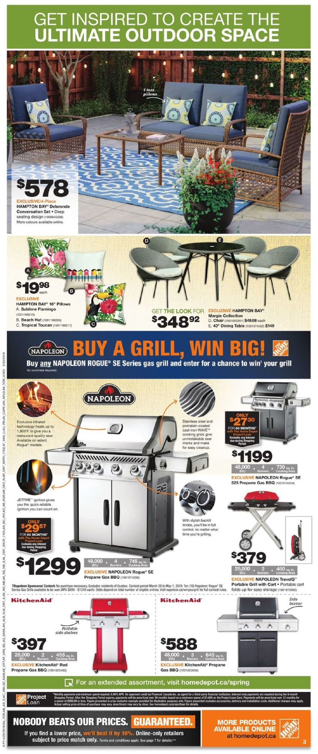 Home Depot Flyer - 04/25-05/01/2019 (Page 4)