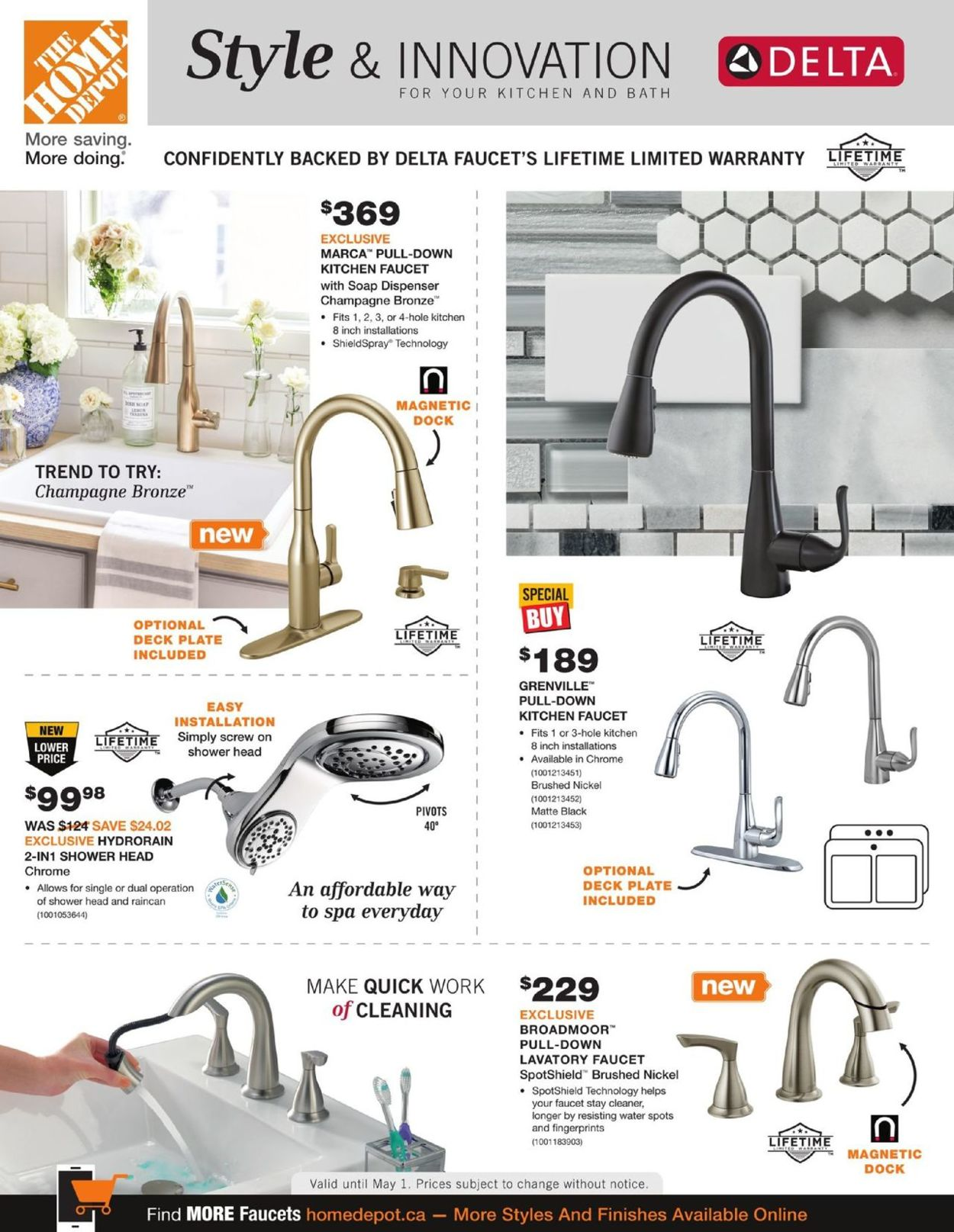Home Depot Flyer - 04/25-05/01/2019 (Page 14)