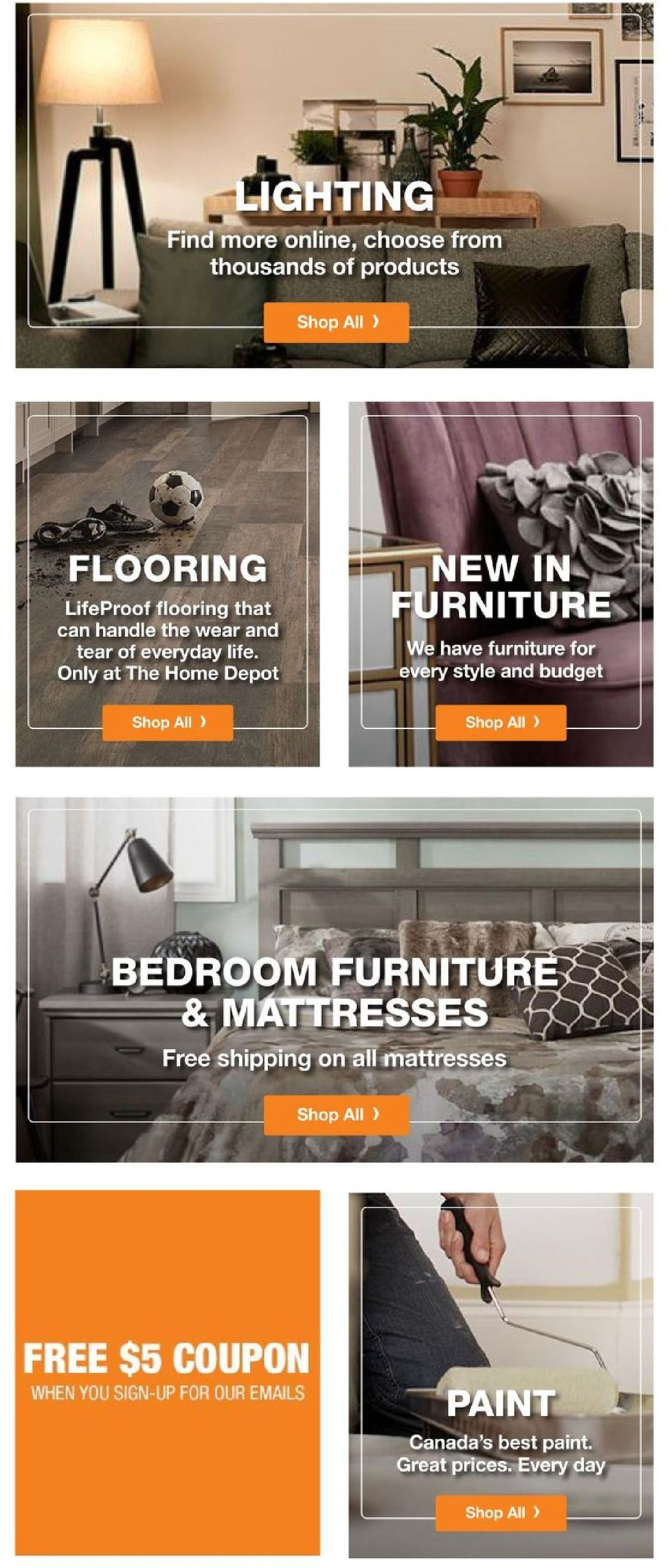 Home Depot Flyer - 05/09-05/15/2019 (Page 16)
