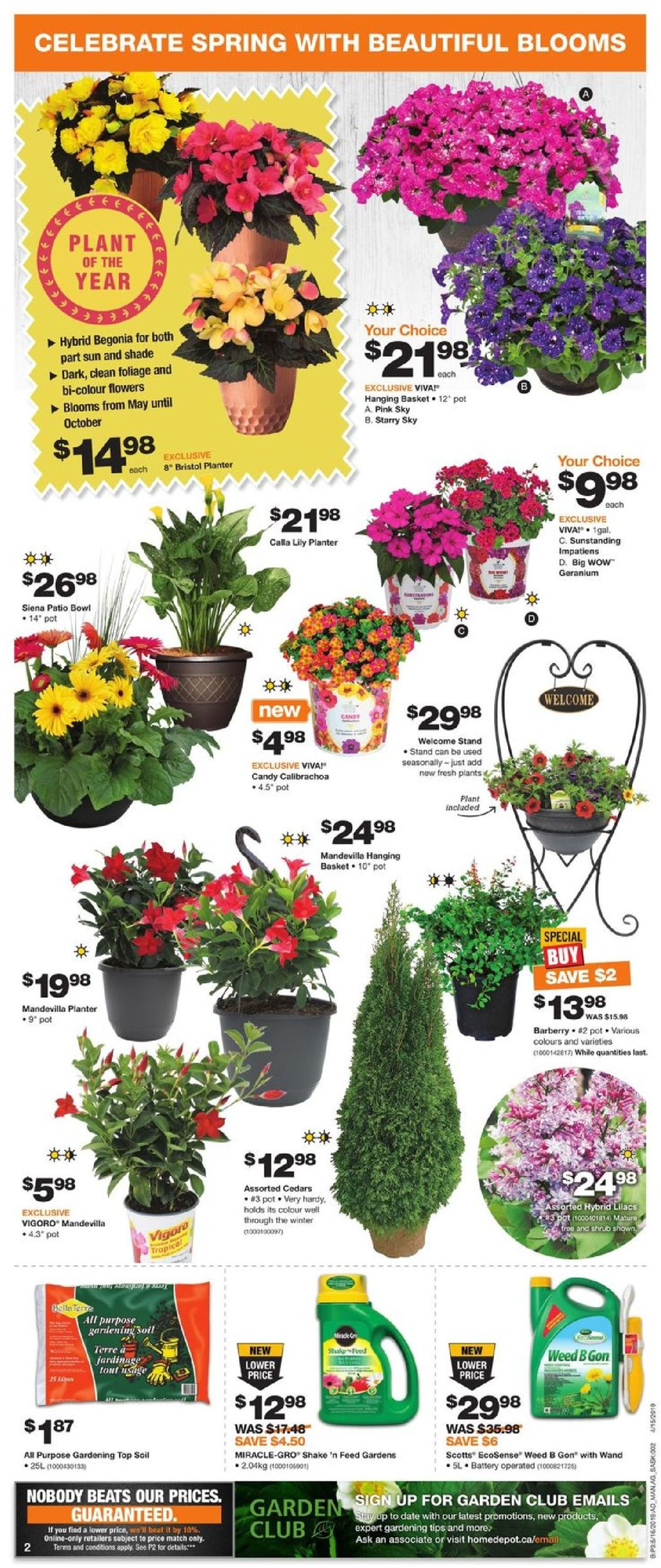 Home Depot Flyer - 05/16-05/22/2019 (Page 2)