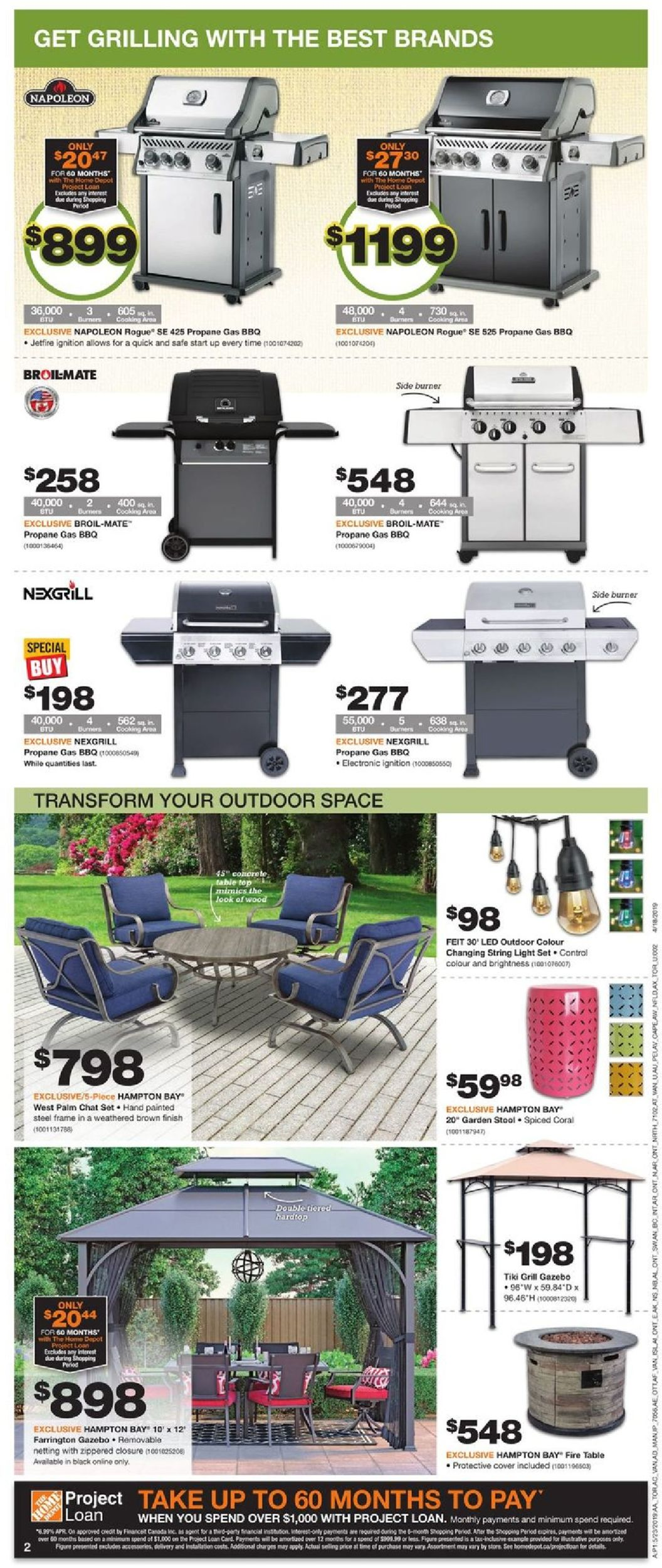 Home Depot Flyer - 05/23-05/29/2019 (Page 3)