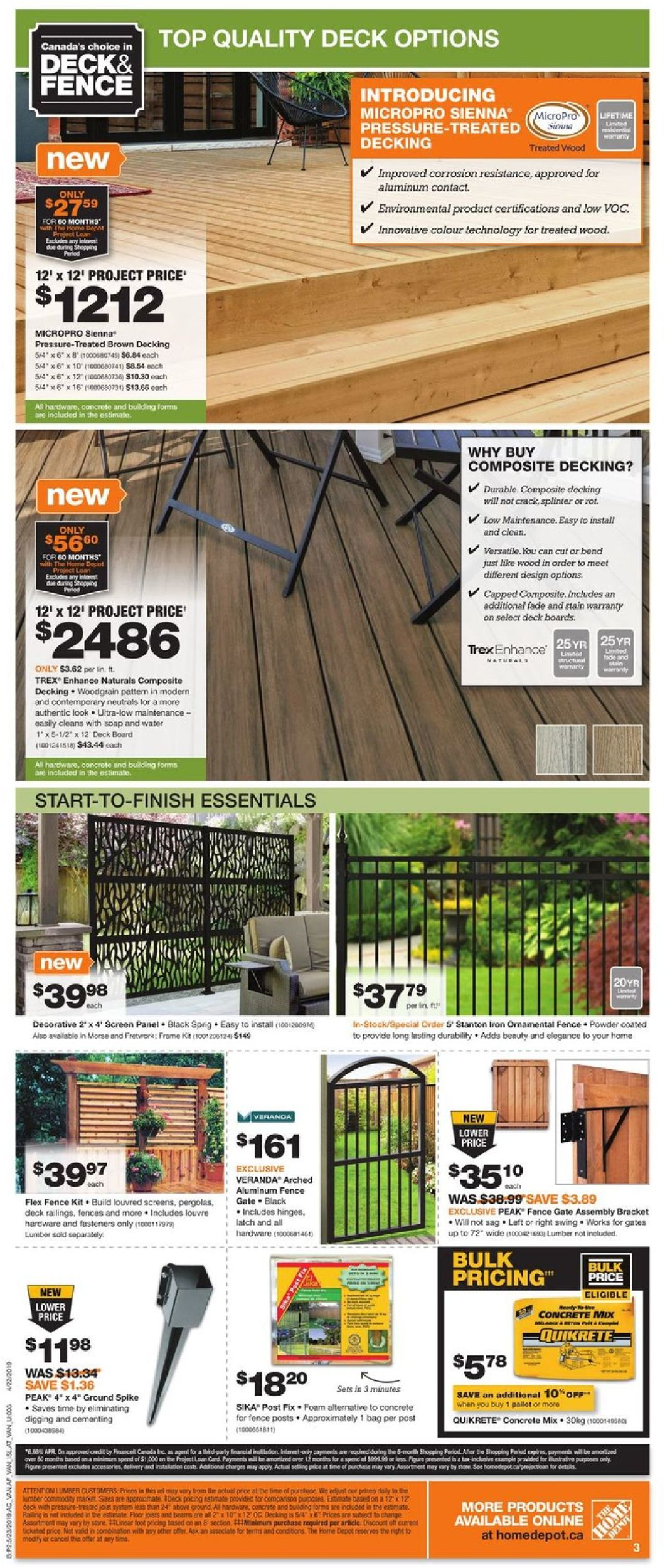Home Depot Flyer - 05/23-05/29/2019 (Page 4)