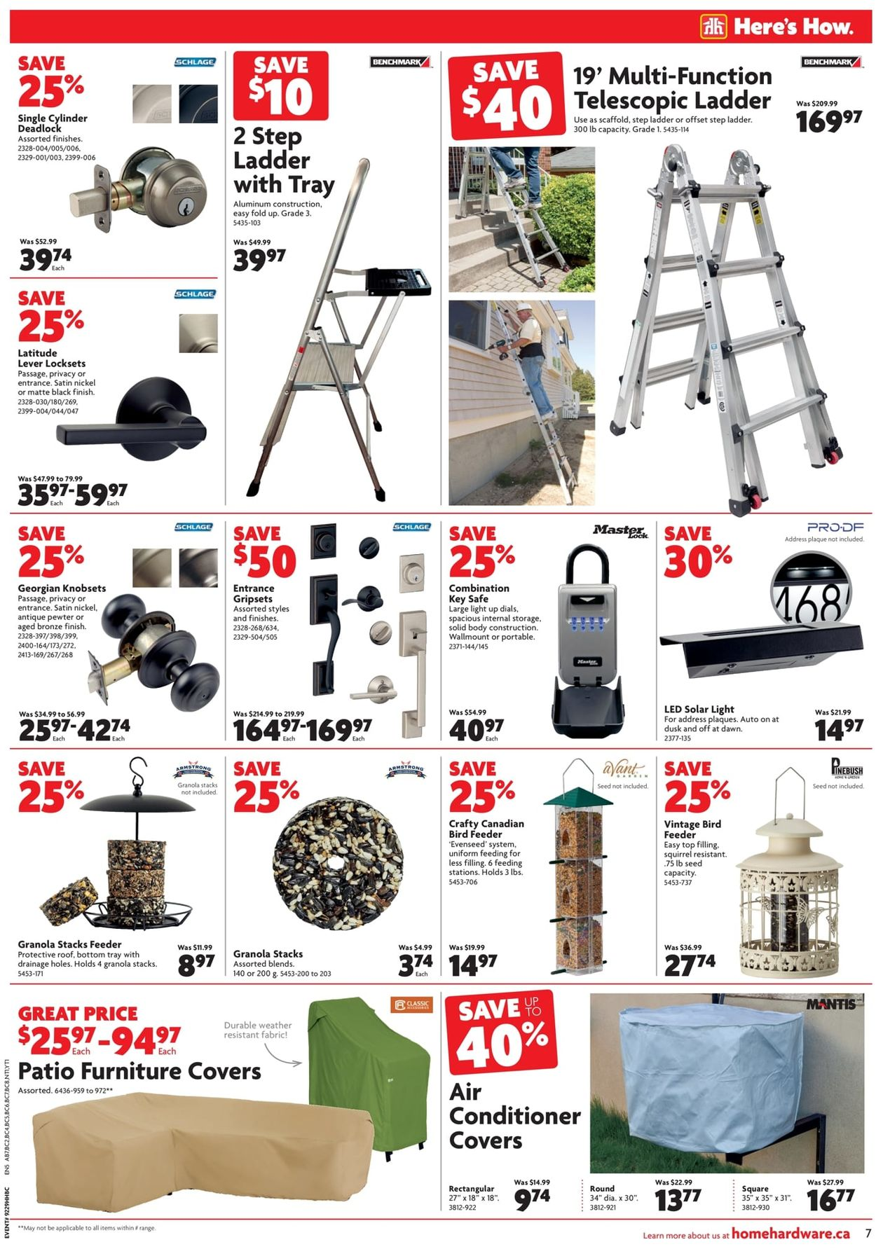 Home Hardware Flyer - 09/19-09/25/2019 (Page 8)