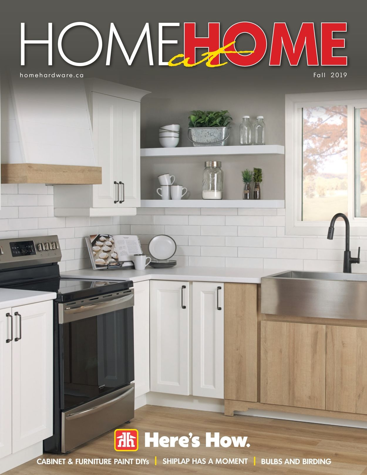 Home Hardware Flyer - 09/05-10/31/2019
