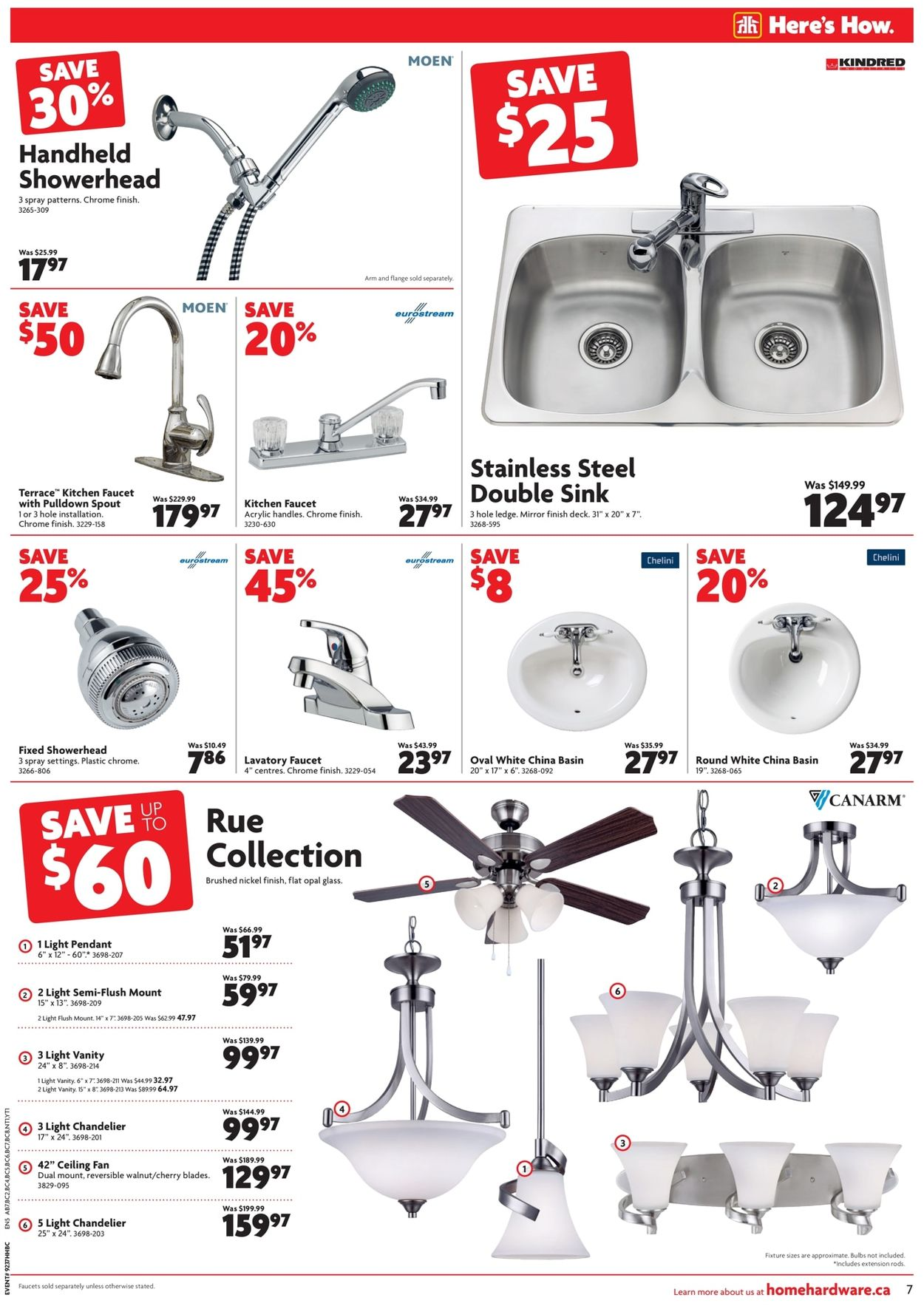 Home Hardware - Winter 2019 Savings Flyer - 11/14-11/20/2019 (Page 8)
