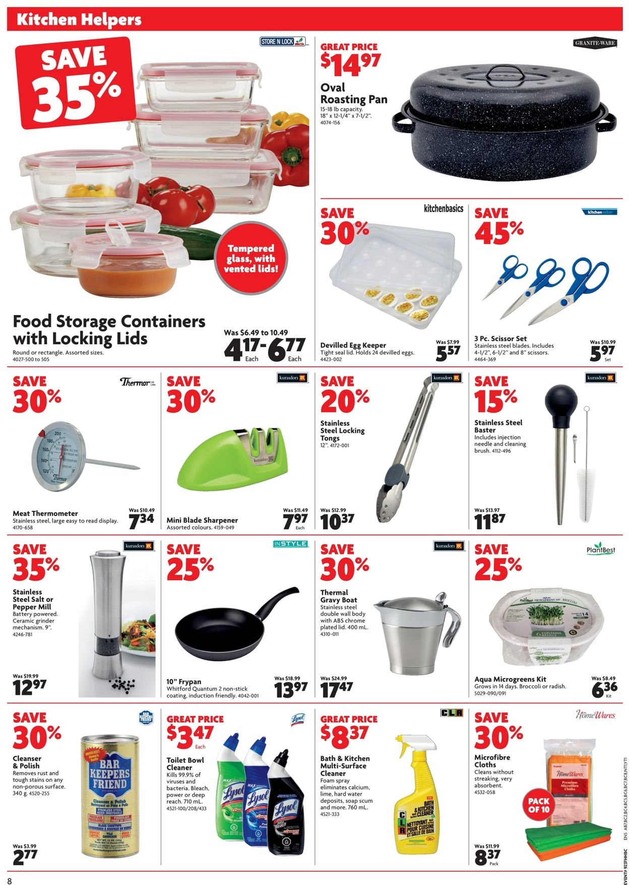 Home Hardware - Winter 2019 Savings Flyer - 11/14-11/20/2019 (Page 9)