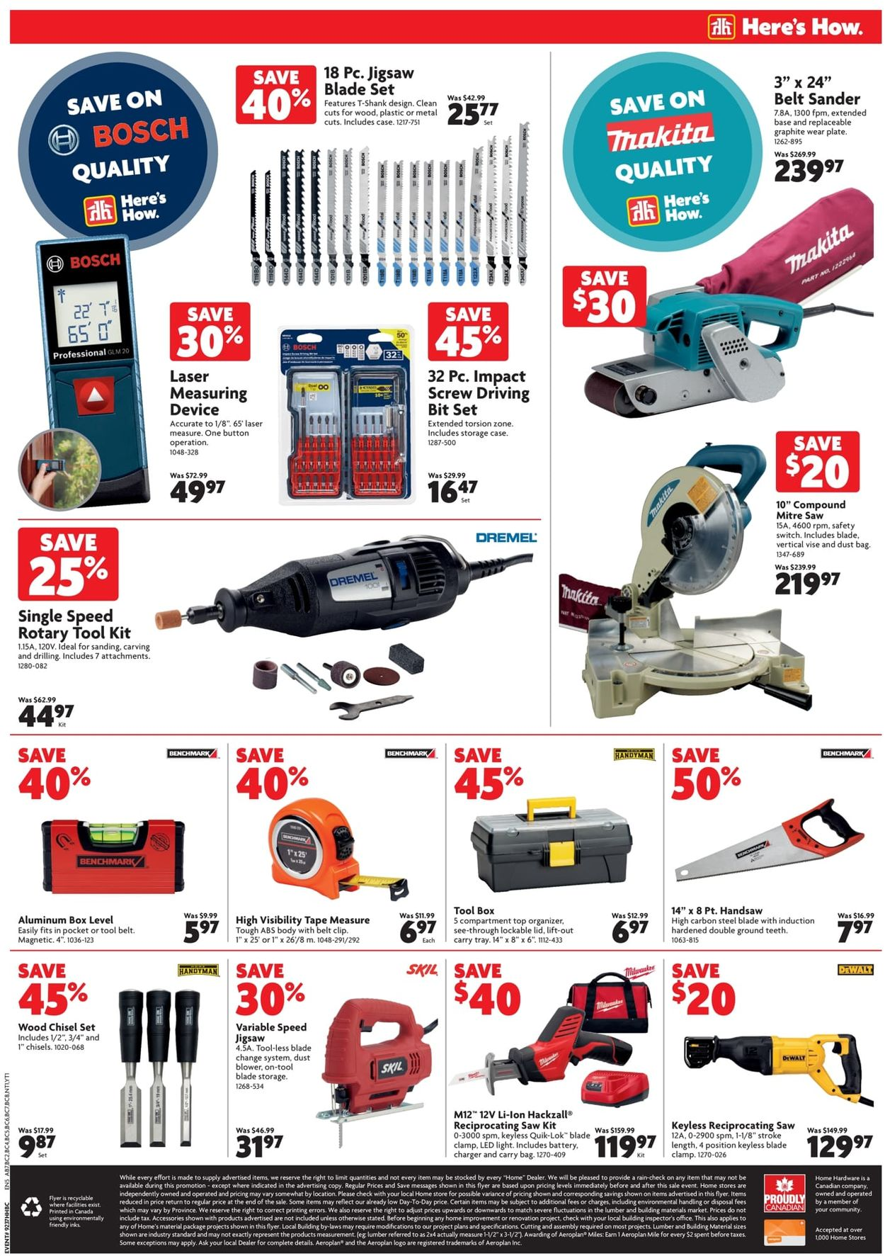 Home Hardware - Winter 2019 Savings Flyer - 11/14-11/20/2019 (Page 12)