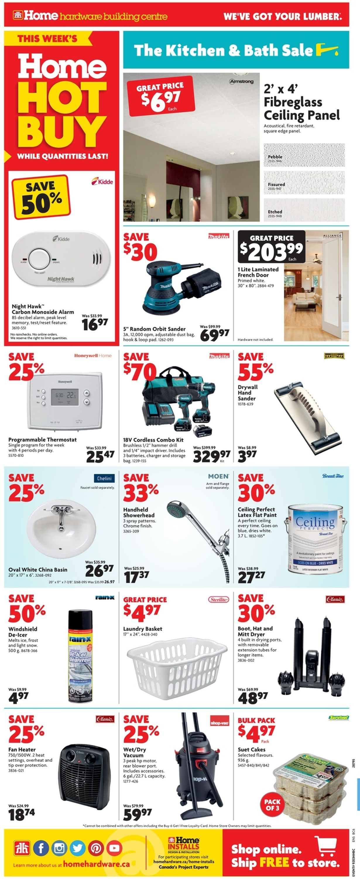 Home Hardware Flyer - 01/30-02/05/2020 (Page 2)