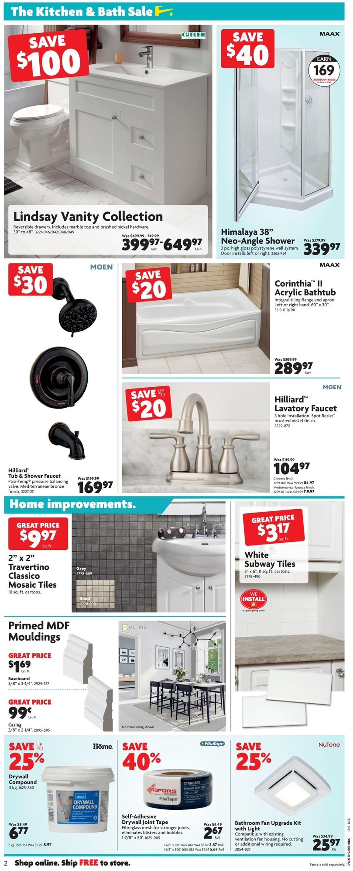 Home Hardware Flyer - 01/30-02/05/2020 (Page 3)