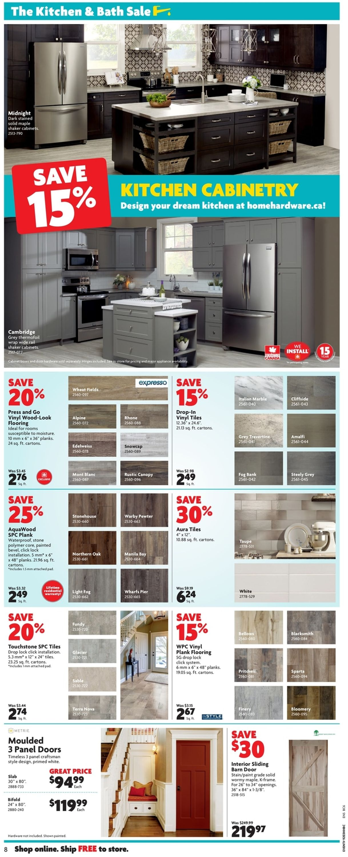 Home Hardware Flyer - 01/30-02/05/2020 (Page 4)