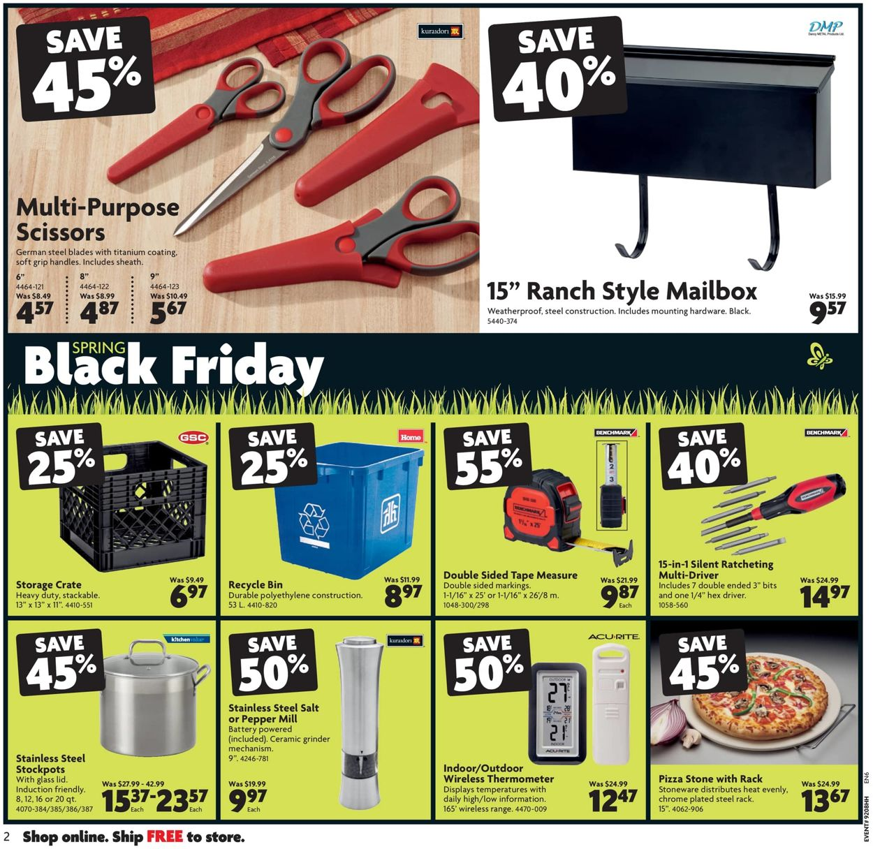 Home Hardware Flyer - 03/12-03/18/2020 (Page 3)