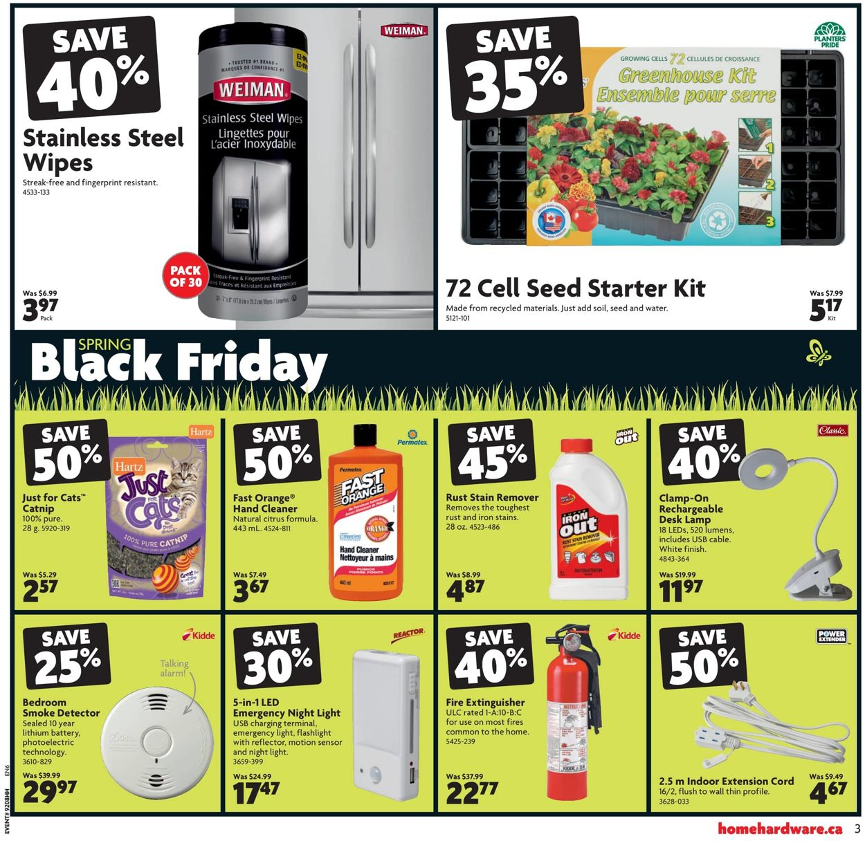 Home Hardware Flyer - 03/12-03/18/2020 (Page 4)
