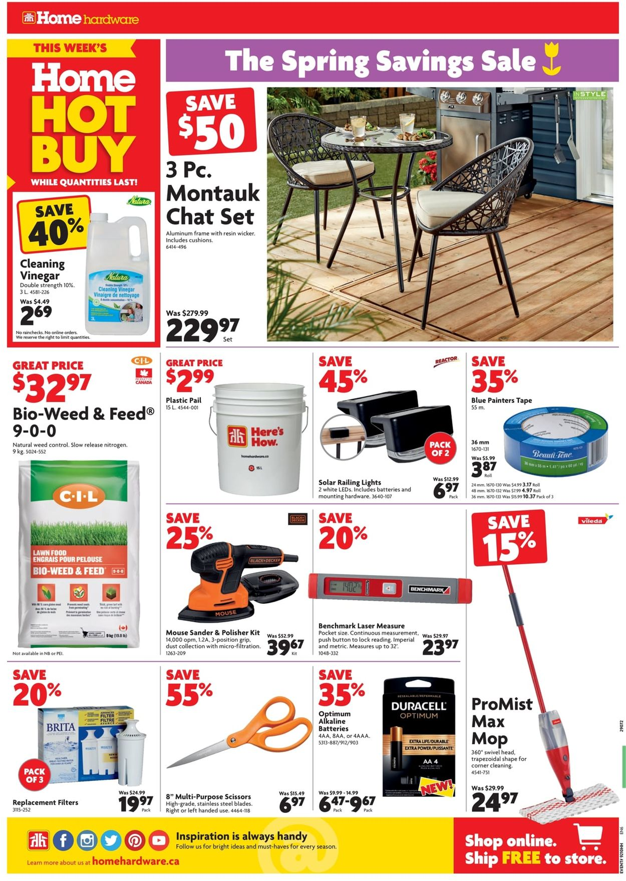 Home Hardware Flyer - 03/26-04/01/2020 (Page 2)