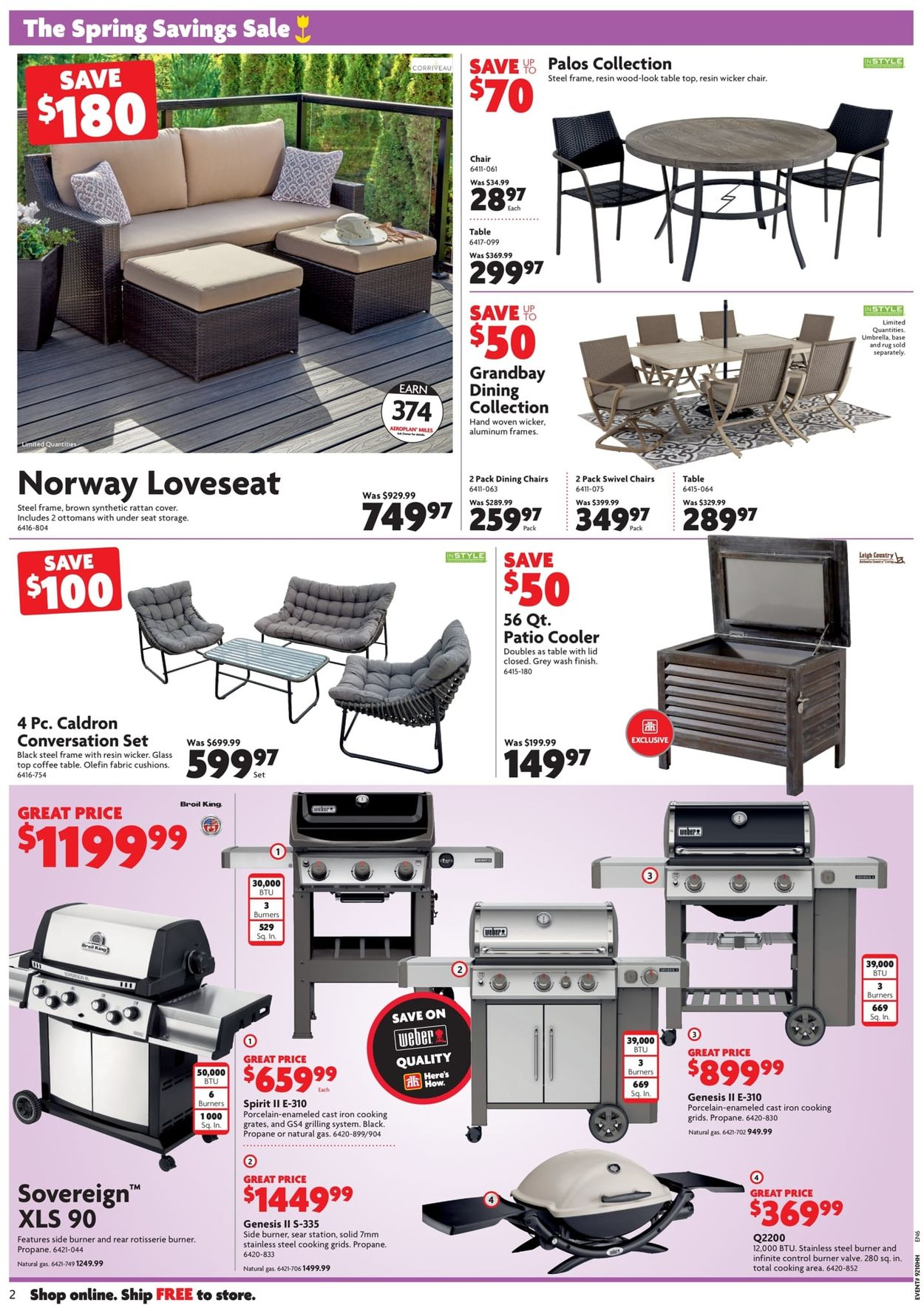 Home Hardware Flyer - 03/26-04/01/2020 (Page 3)