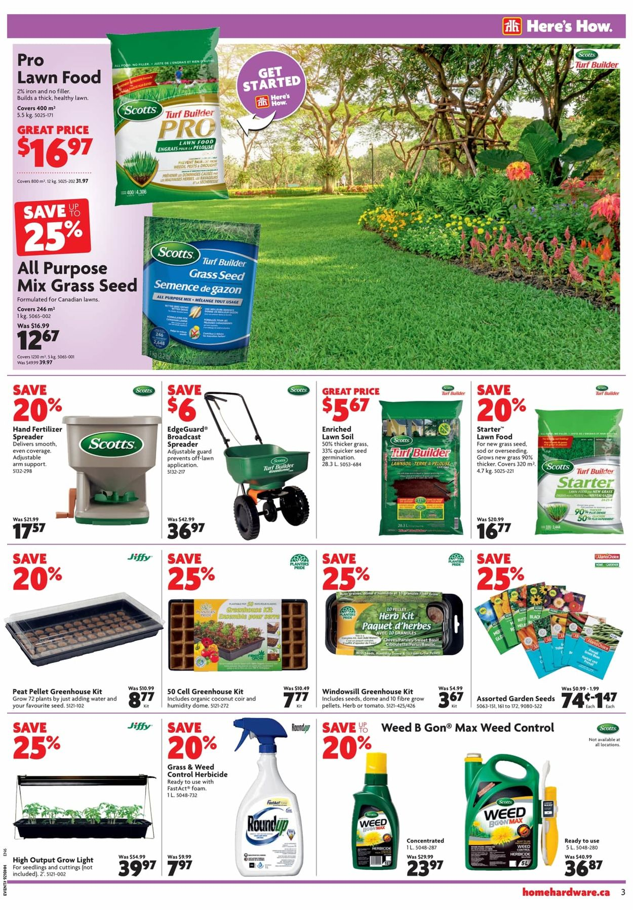 Home Hardware Flyer - 03/26-04/01/2020 (Page 4)