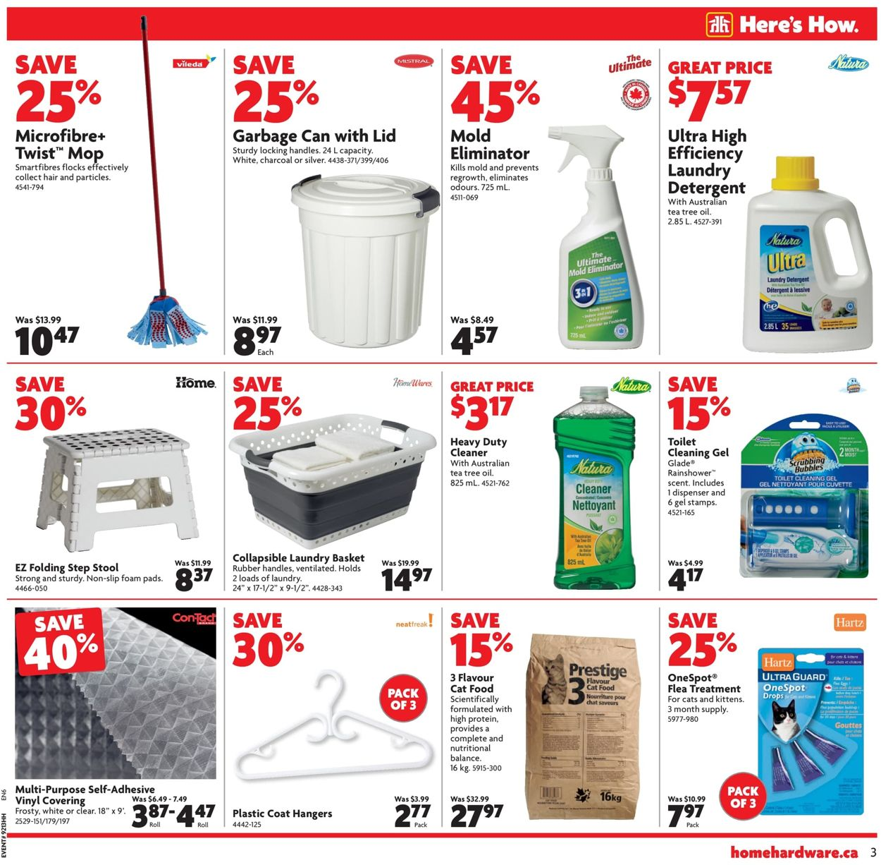 Home Hardware Flyer - 04/16-04/22/2020 (Page 4)