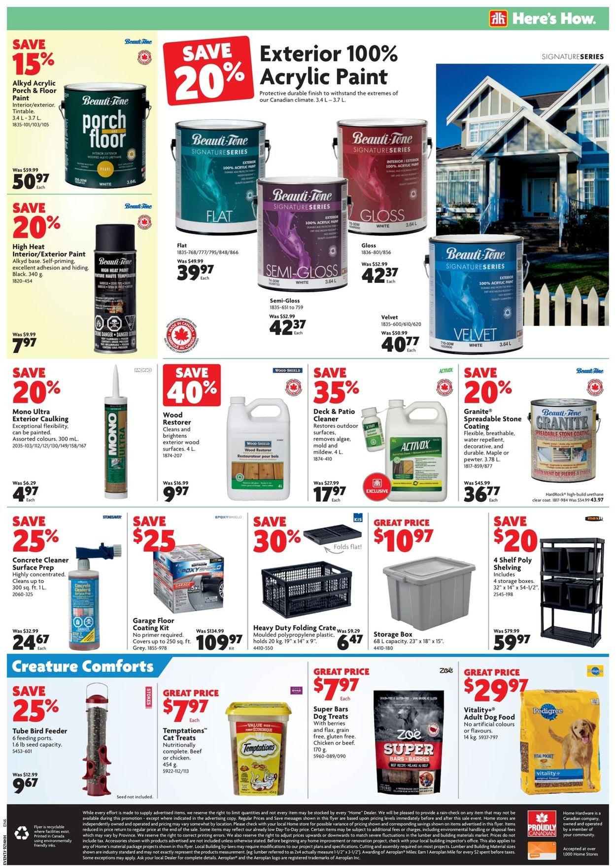 Home Hardware Flyer - 04/23-04/29/2020 (Page 8)