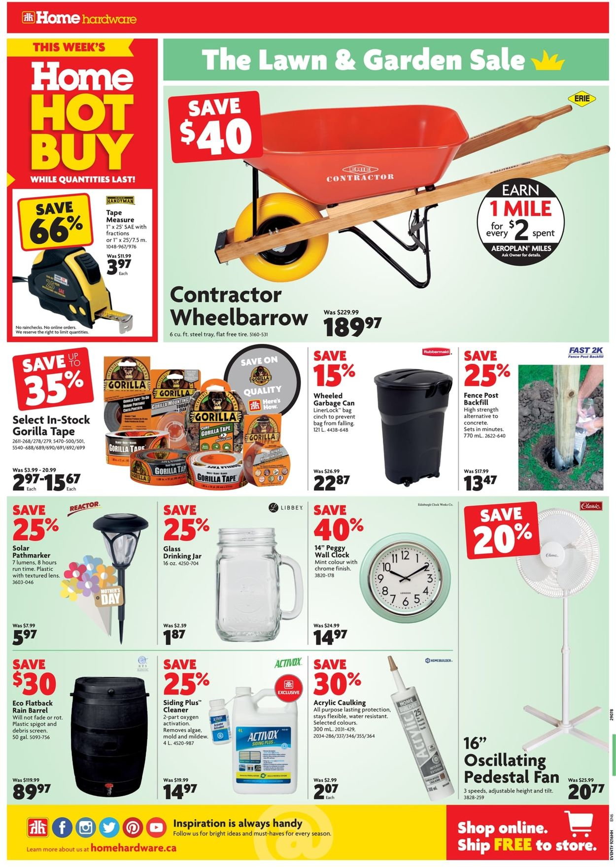 Home Hardware Flyer - 05/07-05/13/2020 (Page 2)