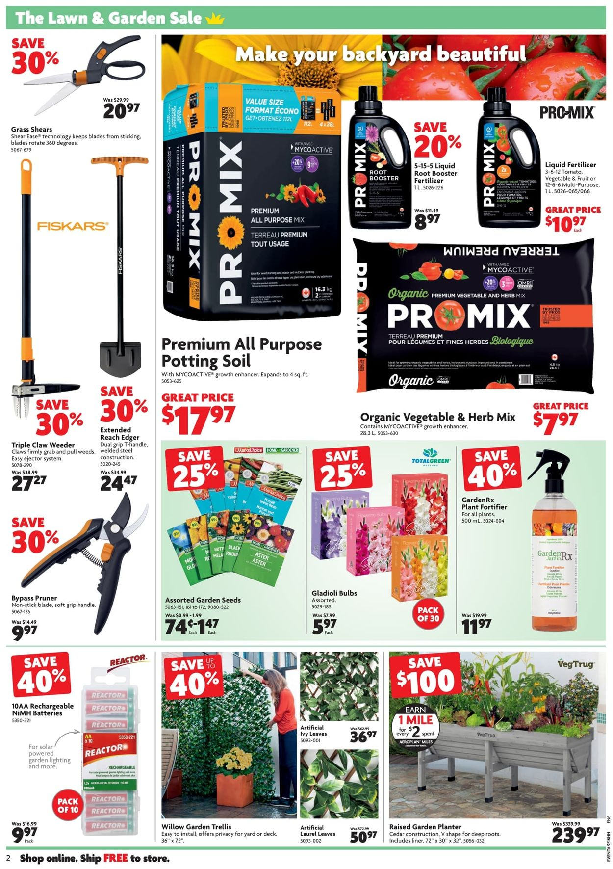 Home Hardware Flyer - 05/07-05/13/2020 (Page 3)