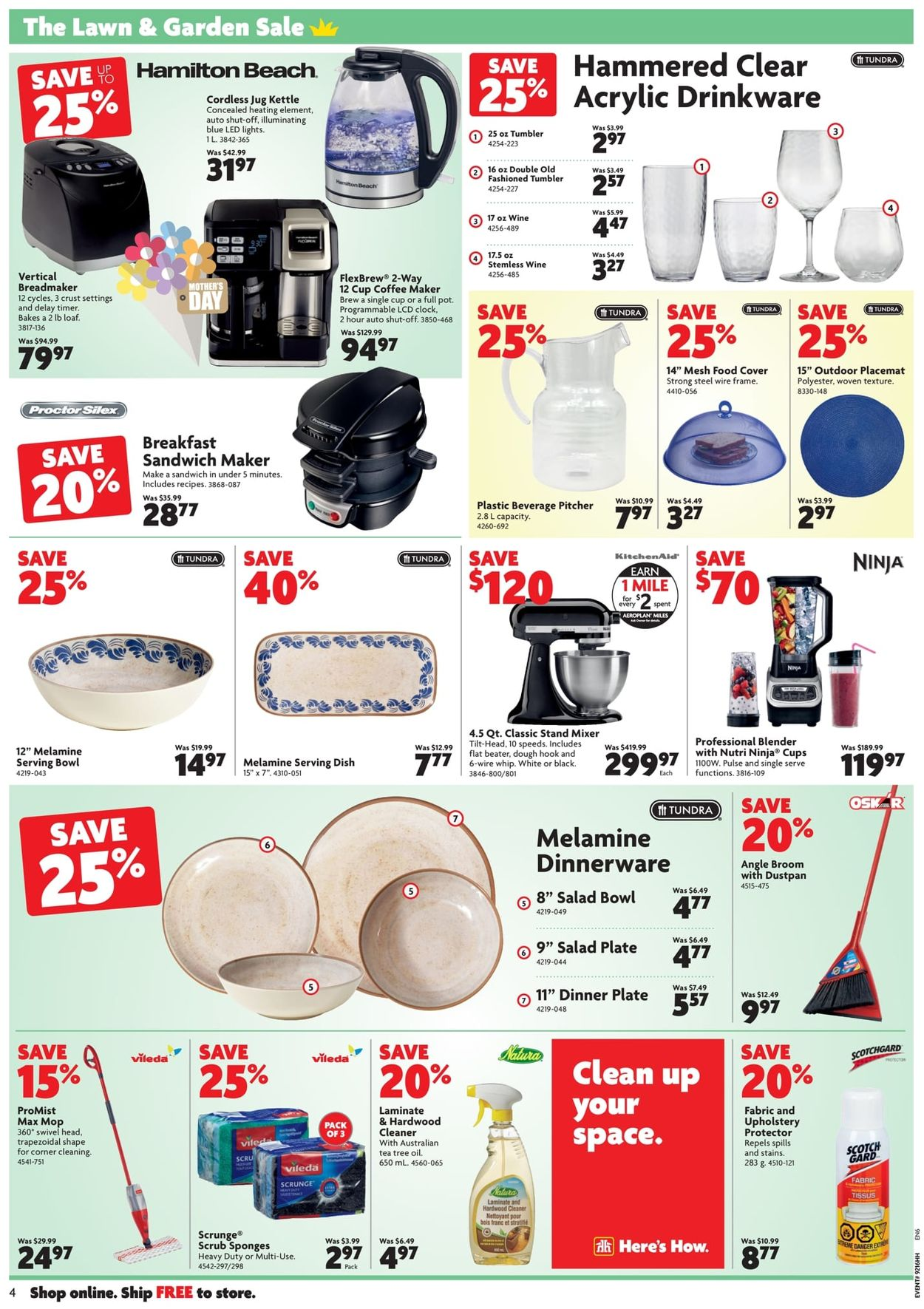 Home Hardware Flyer - 05/07-05/13/2020 (Page 5)