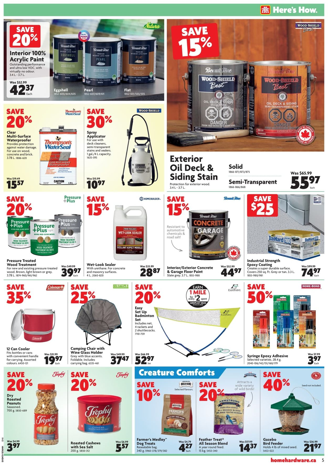 Home Hardware Flyer - 05/07-05/13/2020 (Page 6)