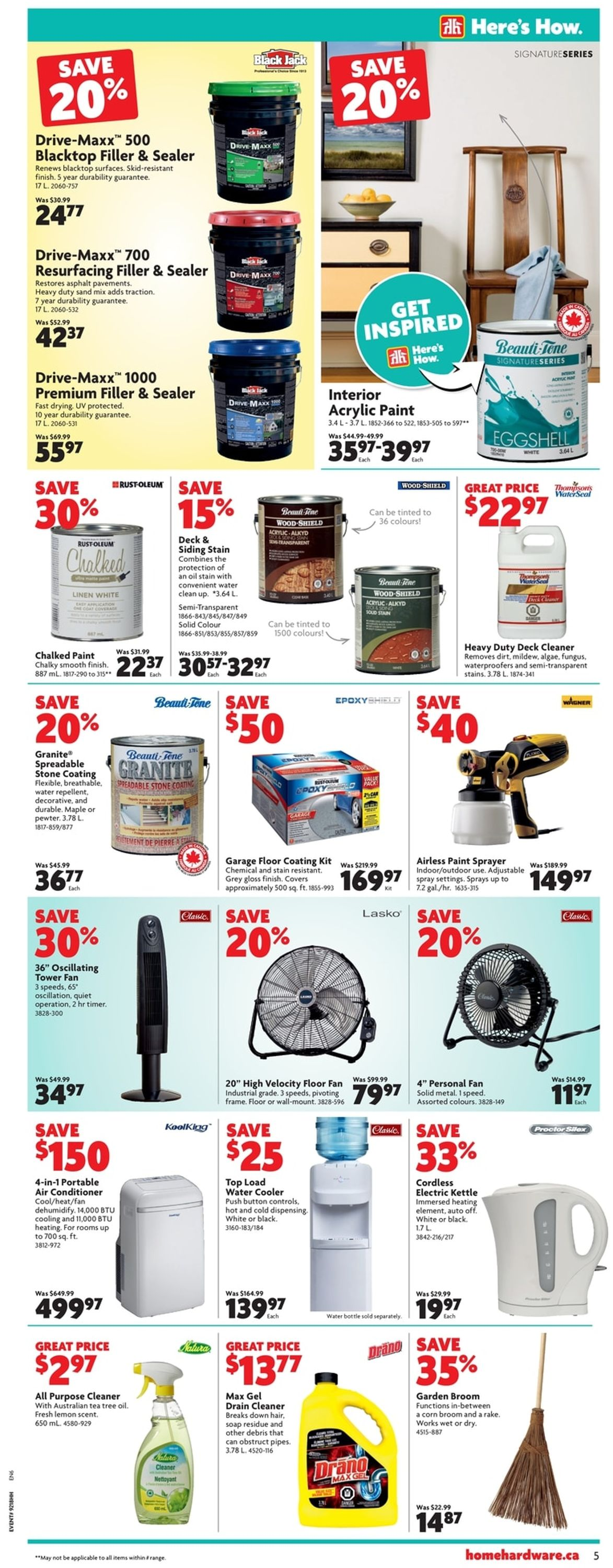 Home Hardware Flyer - 05/21-05/27/2020 (Page 6)