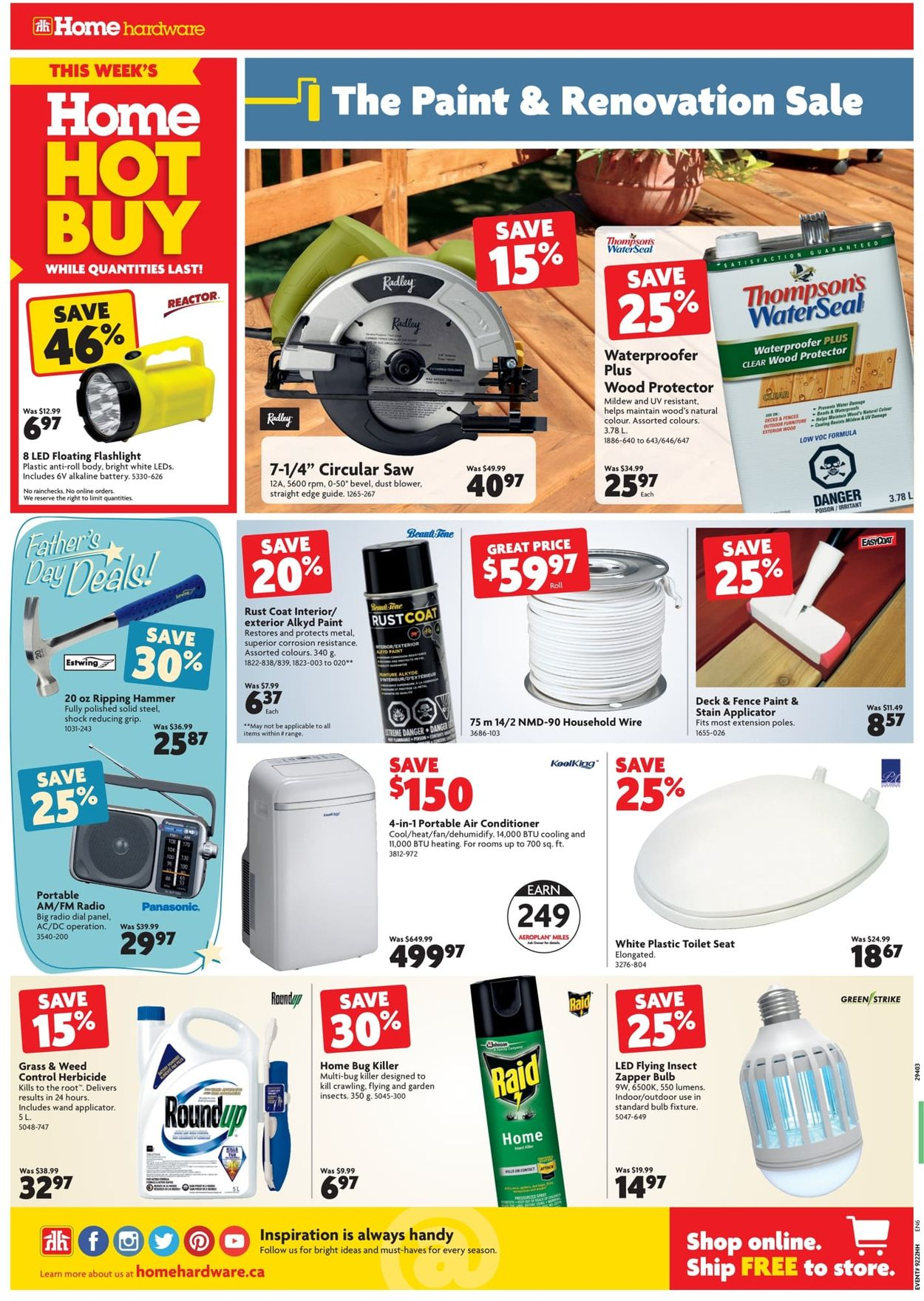 Home Hardware Flyer - 06/18-06/24/2020 (Page 2)
