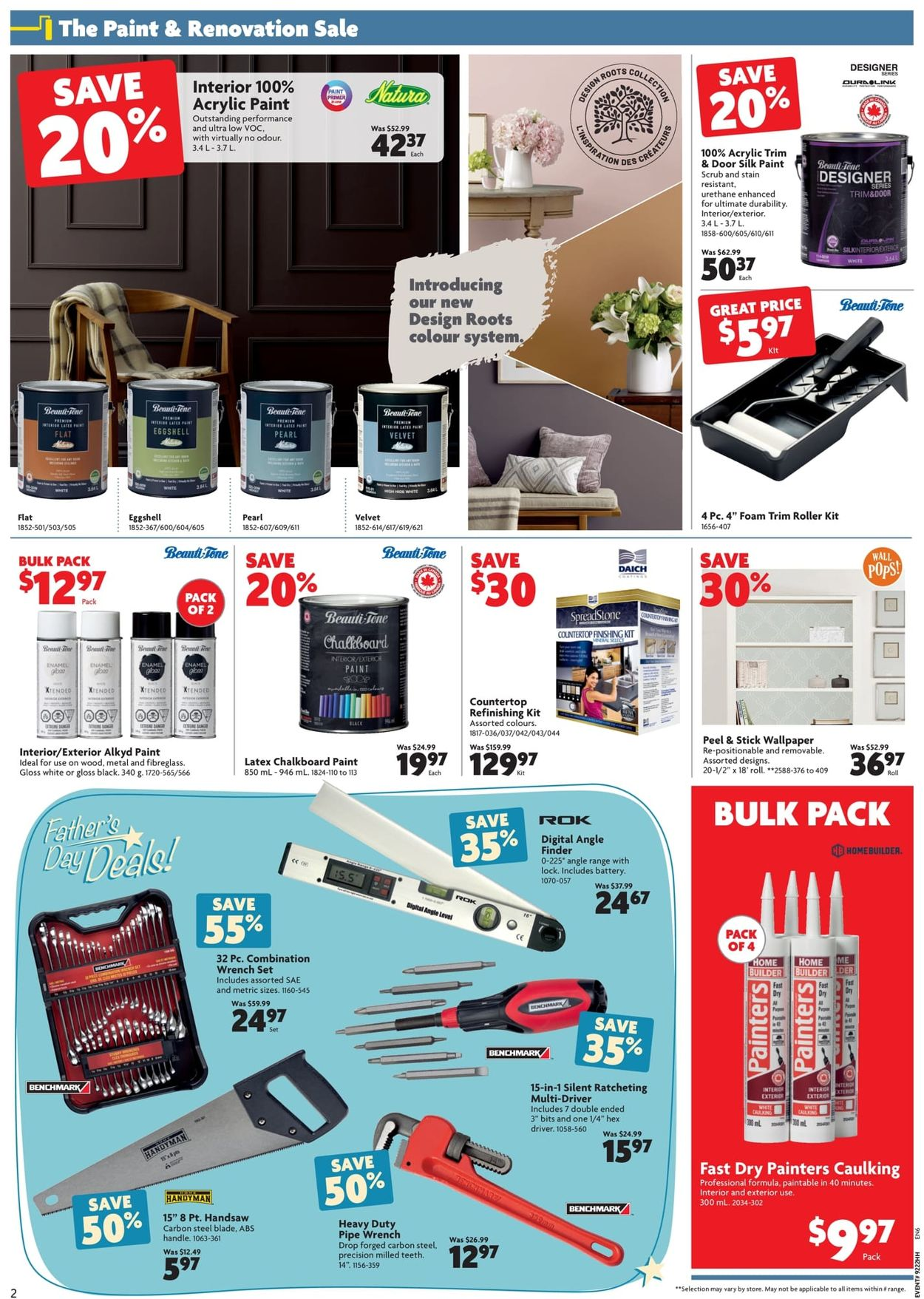 Home Hardware Flyer - 06/18-06/24/2020 (Page 4)