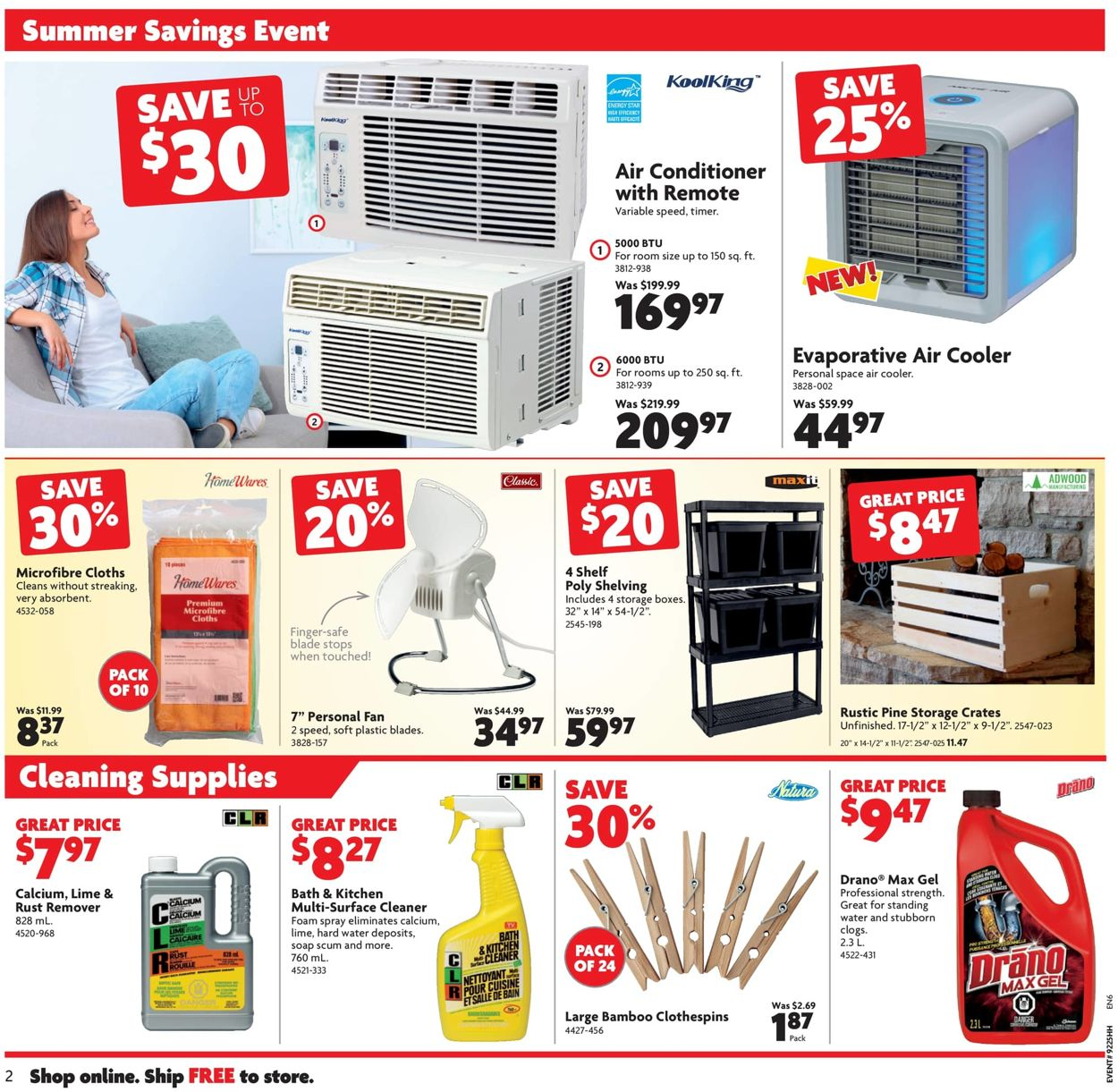 Home Hardware Flyer - 07/09-07/15/2020 (Page 3)