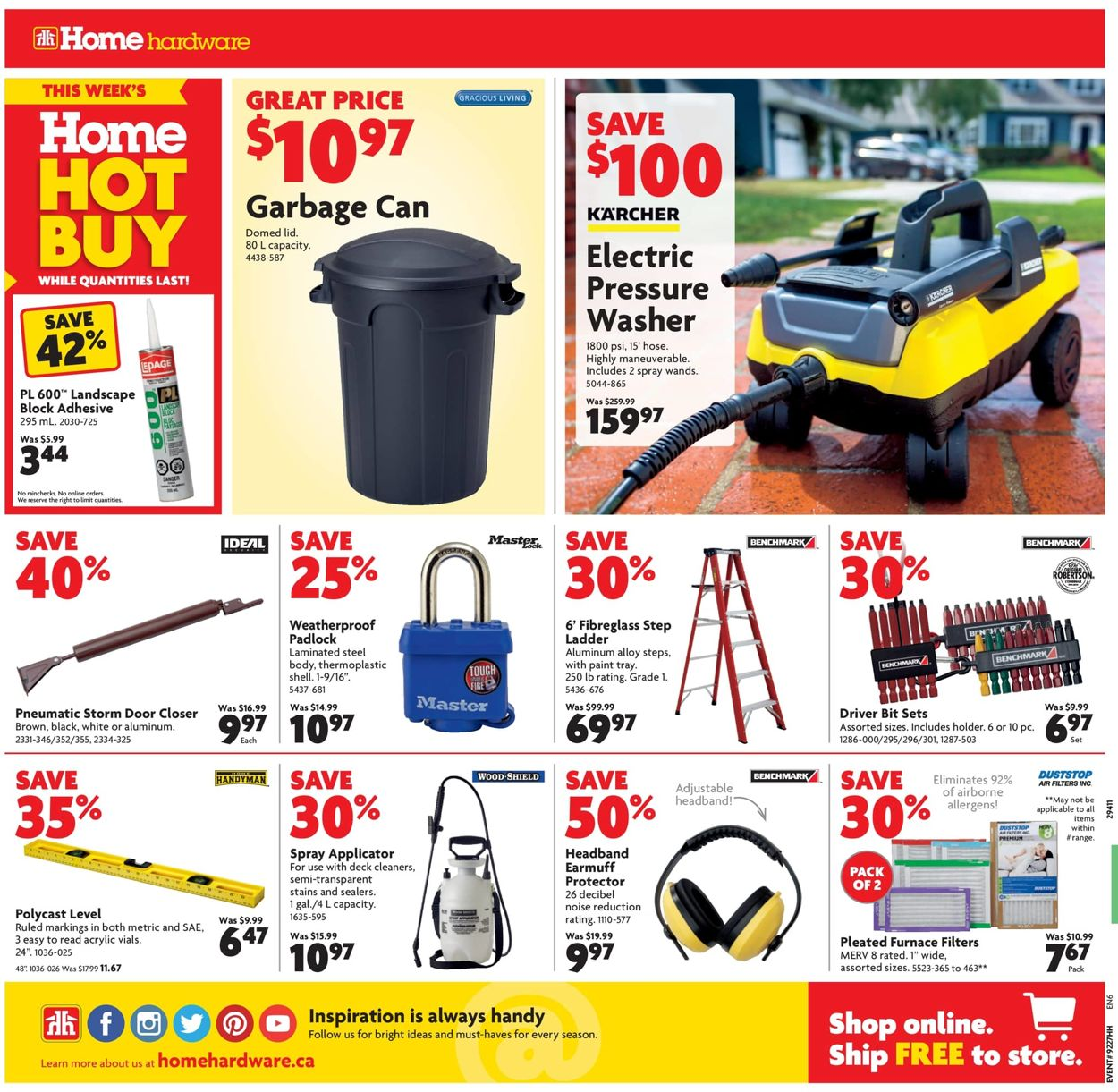 Home Hardware Flyer - 07/23-07/29/2020 (Page 2)
