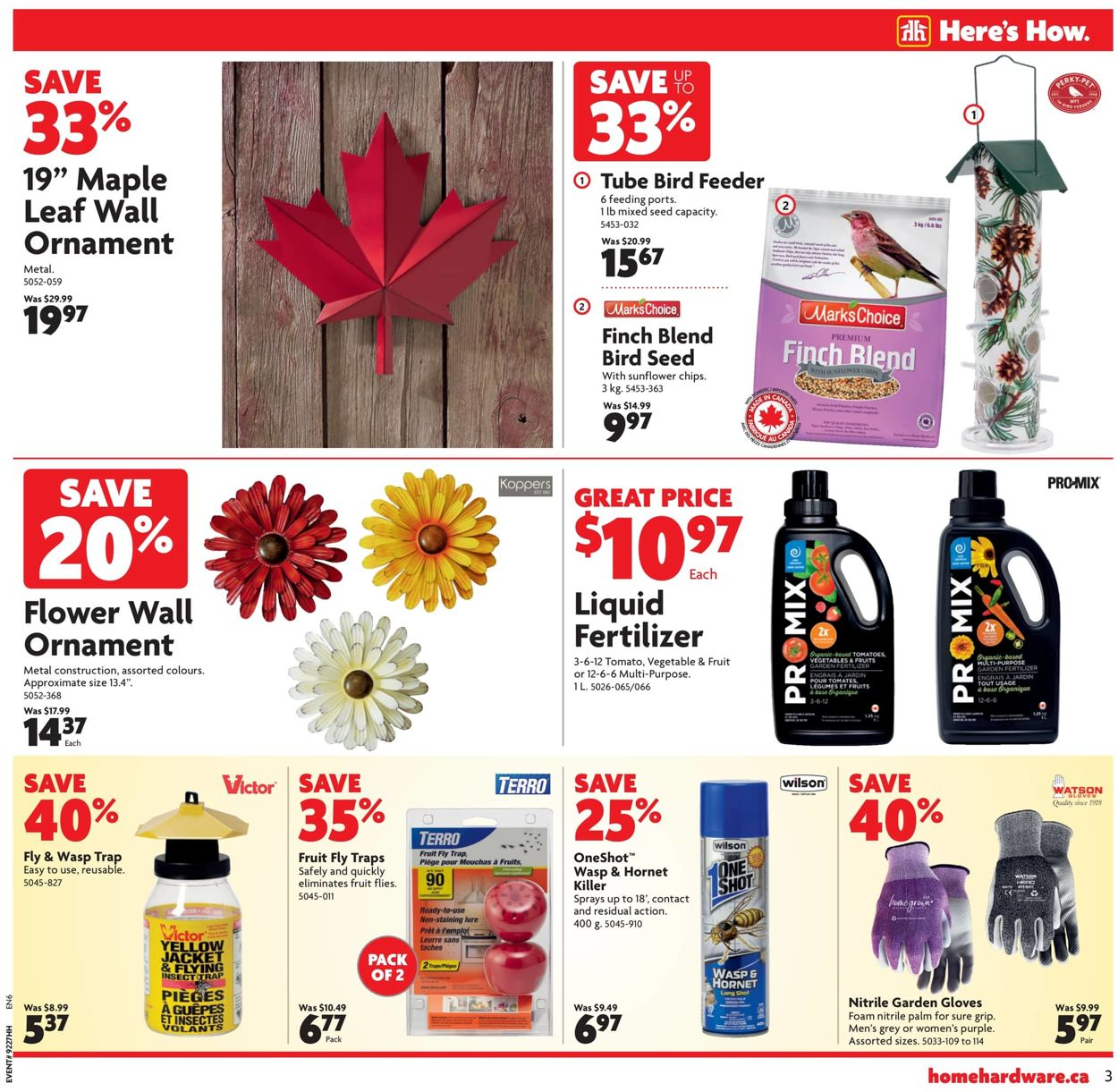 Home Hardware Flyer - 07/23-07/29/2020 (Page 4)