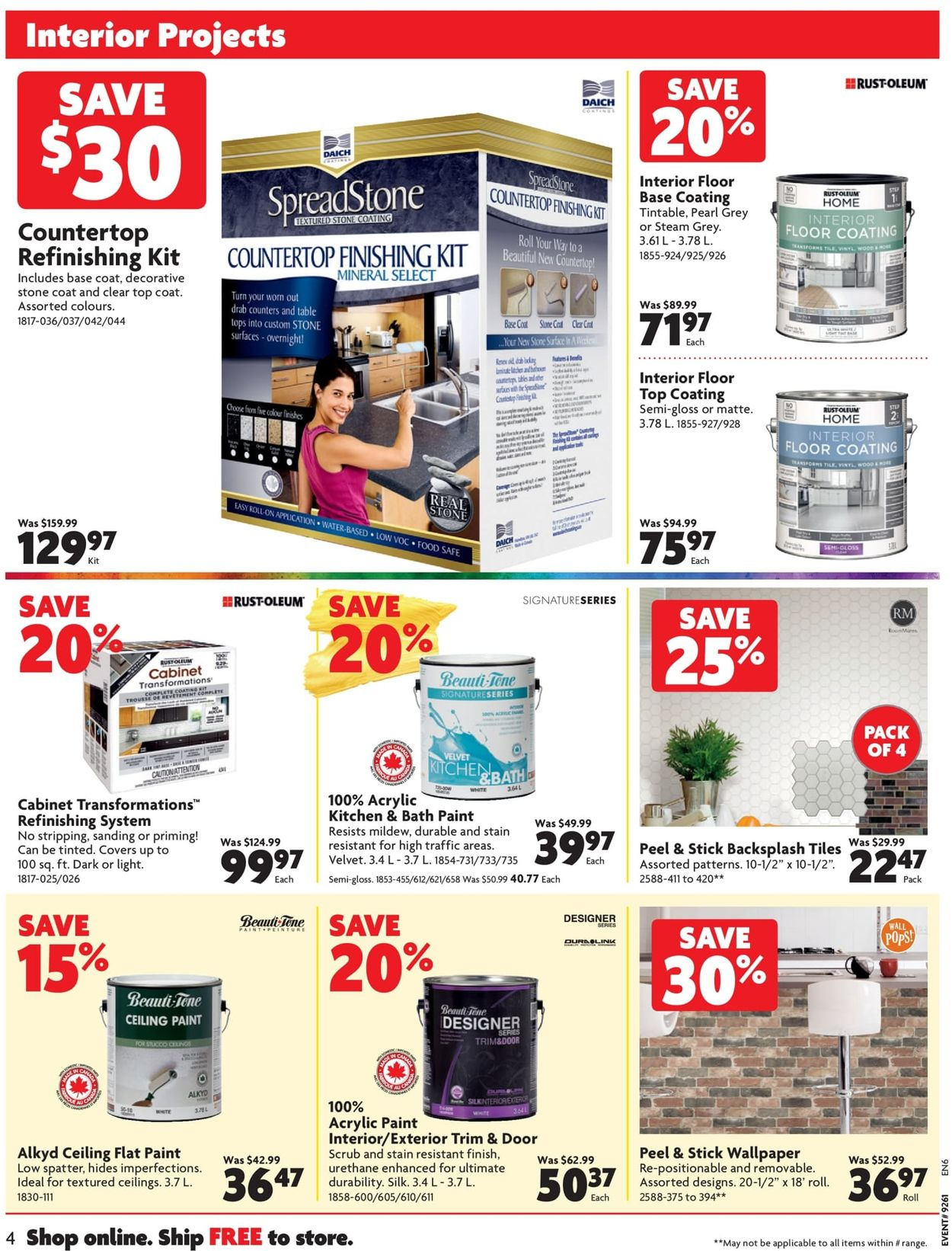 Home Hardware Flyer - 08/06-08/12/2020 (Page 5)
