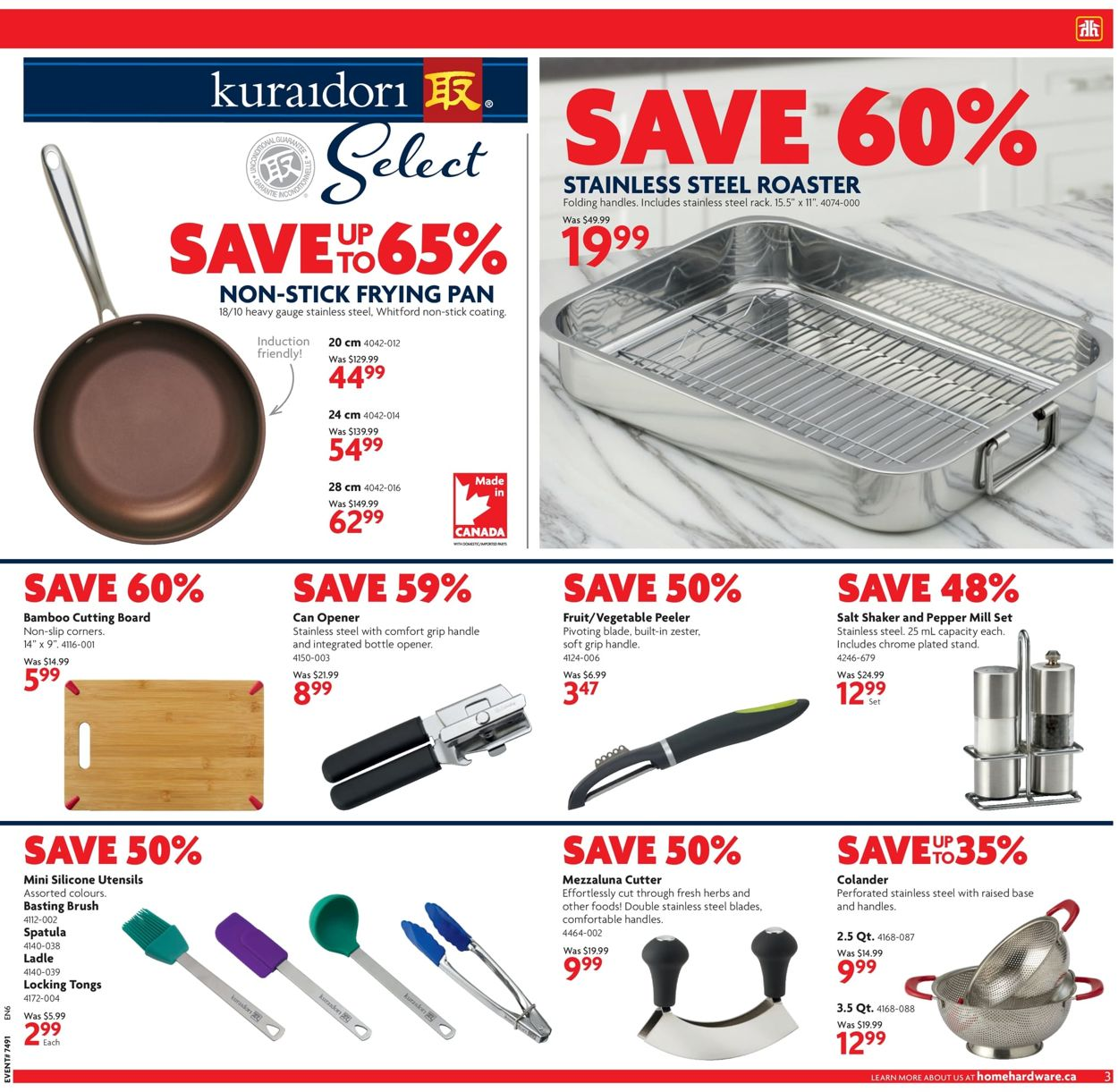 Home Hardware Flyer - 10/29-11/11/2020 (Page 3)