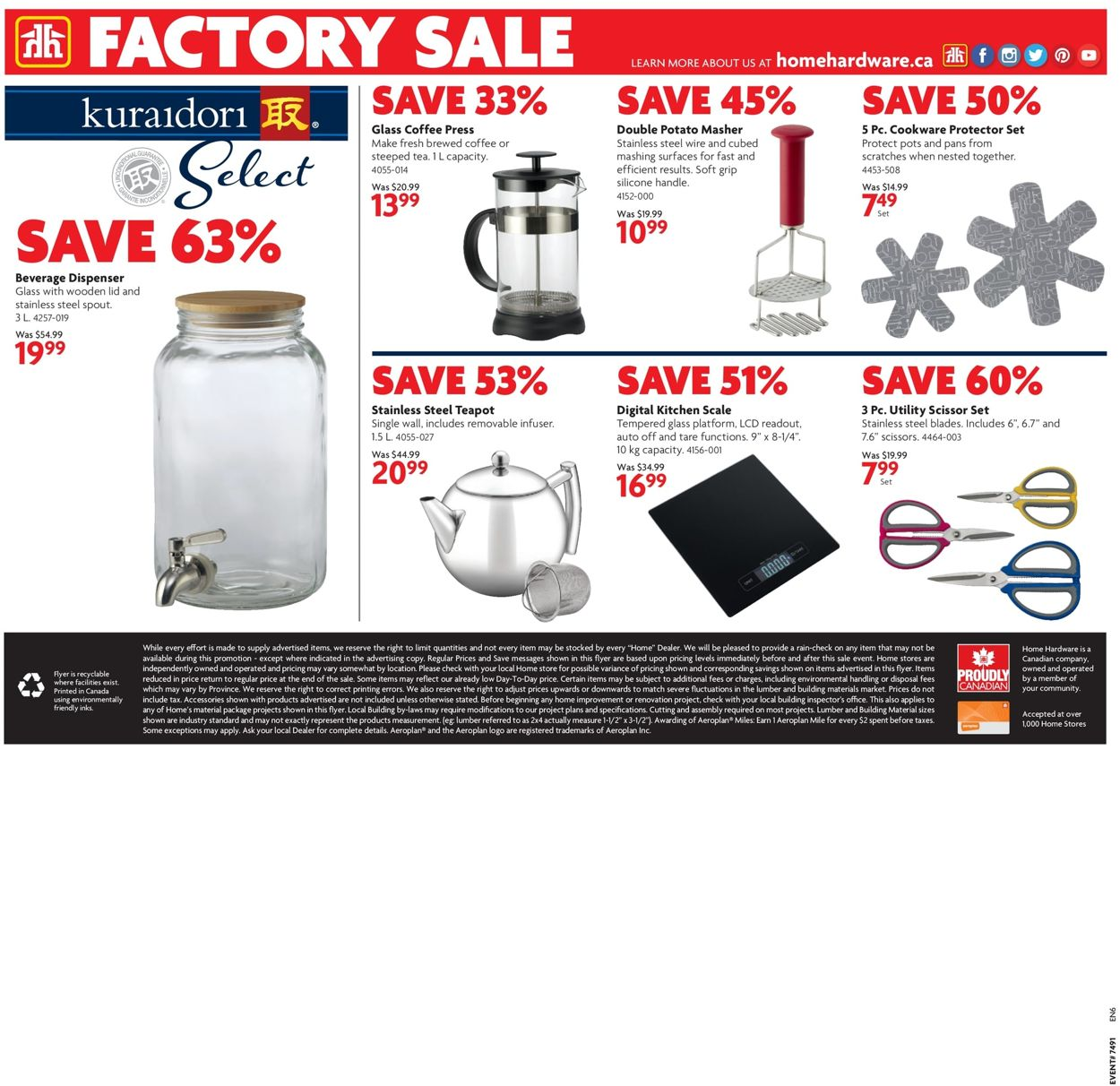Home Hardware Flyer - 10/29-11/11/2020 (Page 4)