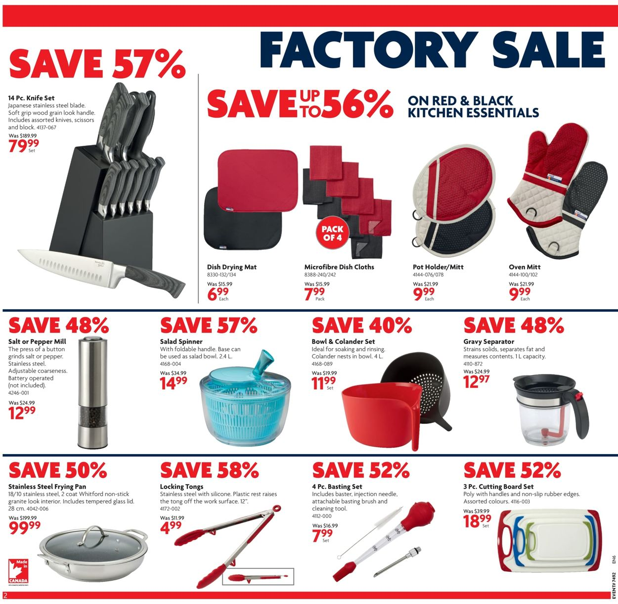 Home Hardware - Christmas 2020 Flyer - 12/03-12/16/2020 (Page 2)