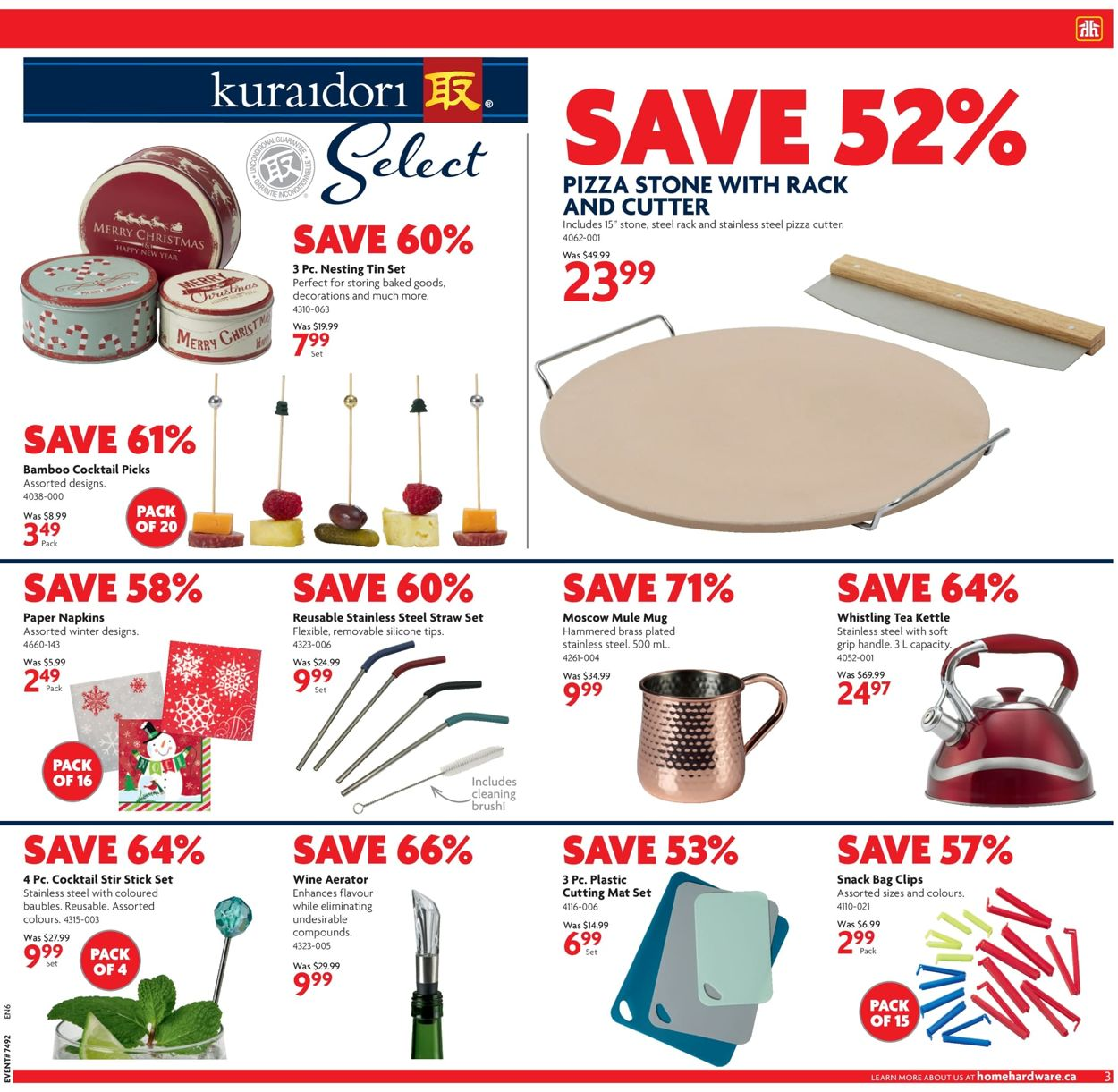 Home Hardware - Christmas 2020 Flyer - 12/03-12/16/2020 (Page 3)