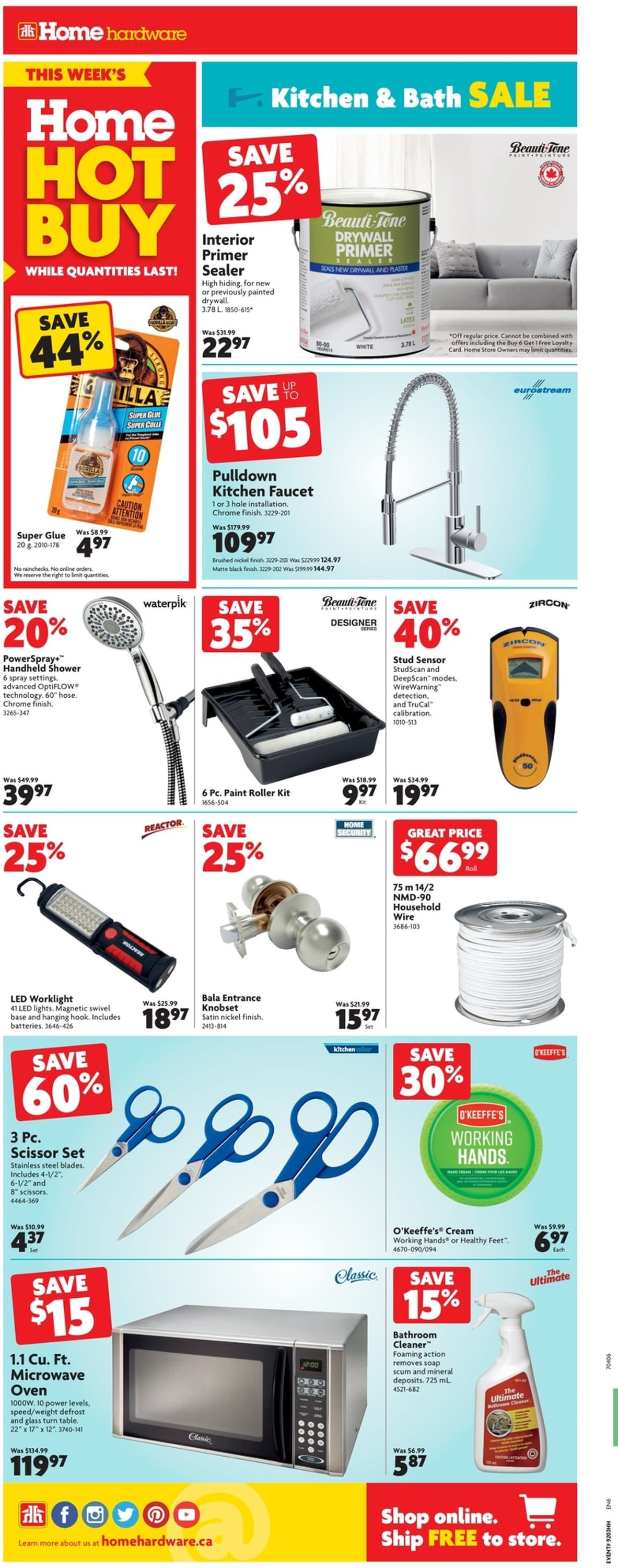 Home Hardware Flyer - 01/21-02/03/2021 (Page 2)