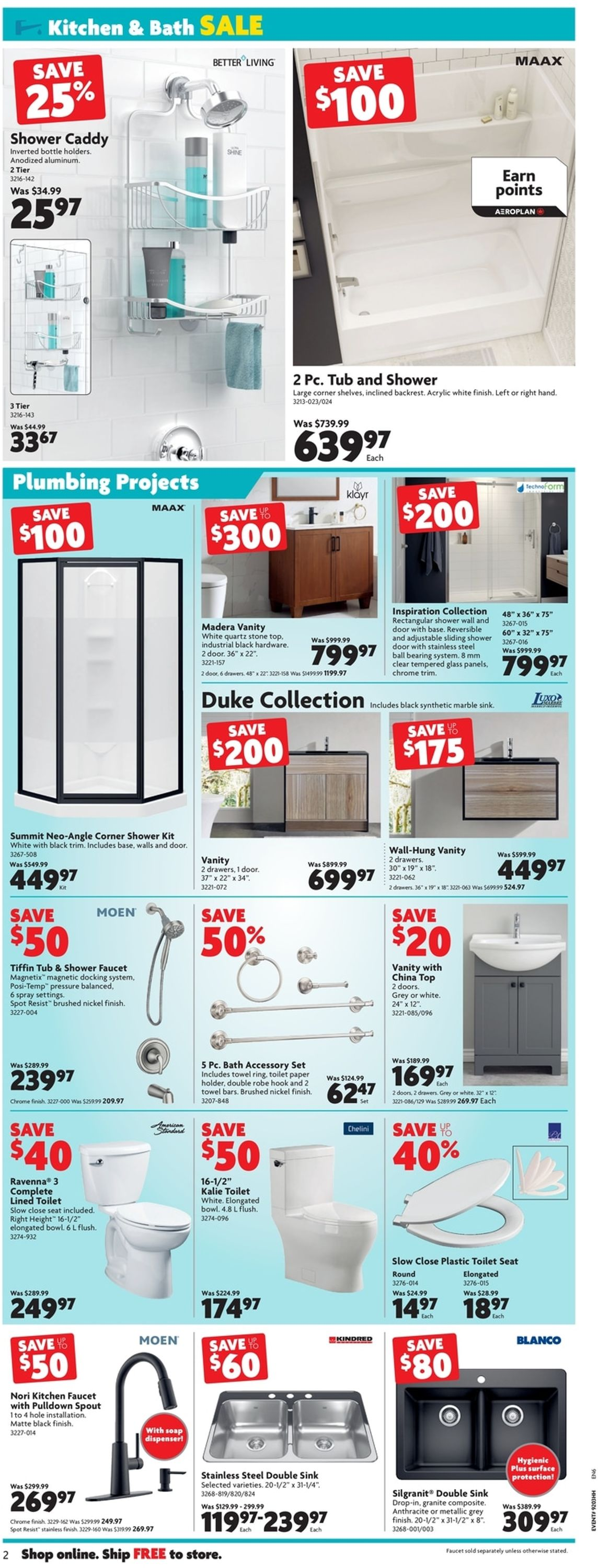 Home Hardware Flyer - 01/21-02/03/2021 (Page 3)