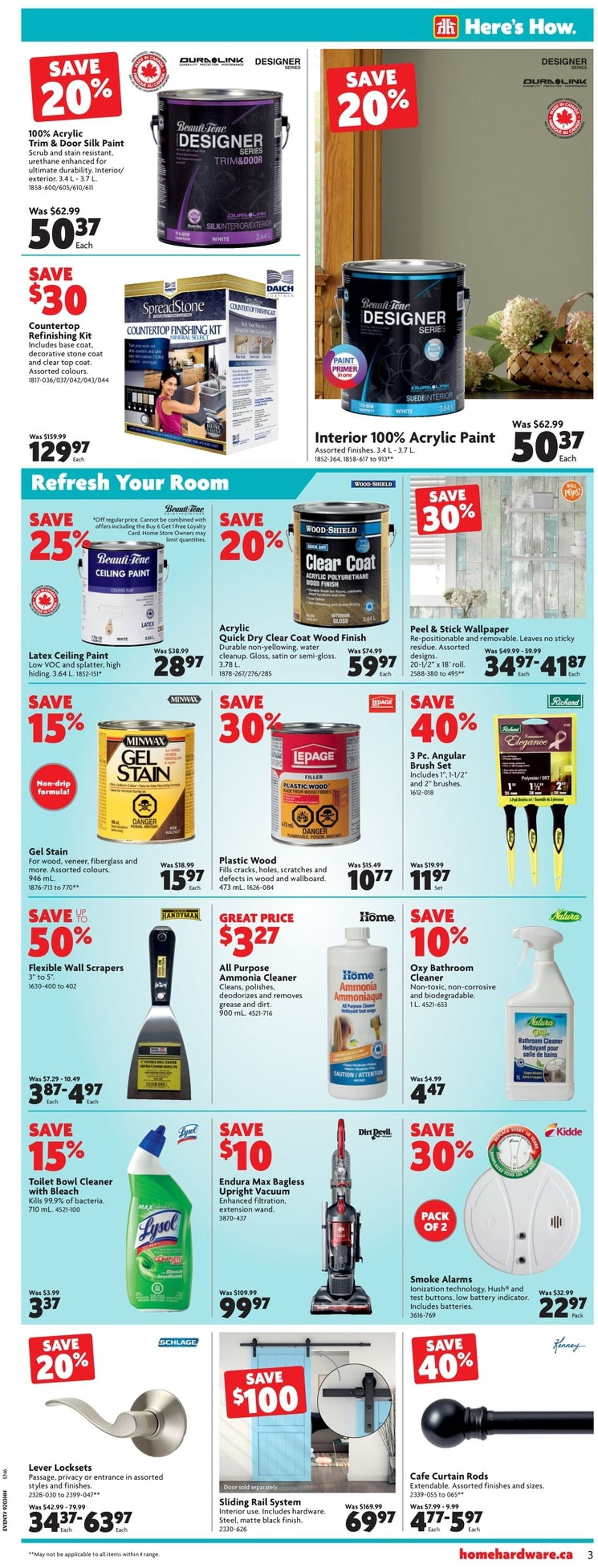 Home Hardware Flyer - 01/21-02/03/2021 (Page 4)
